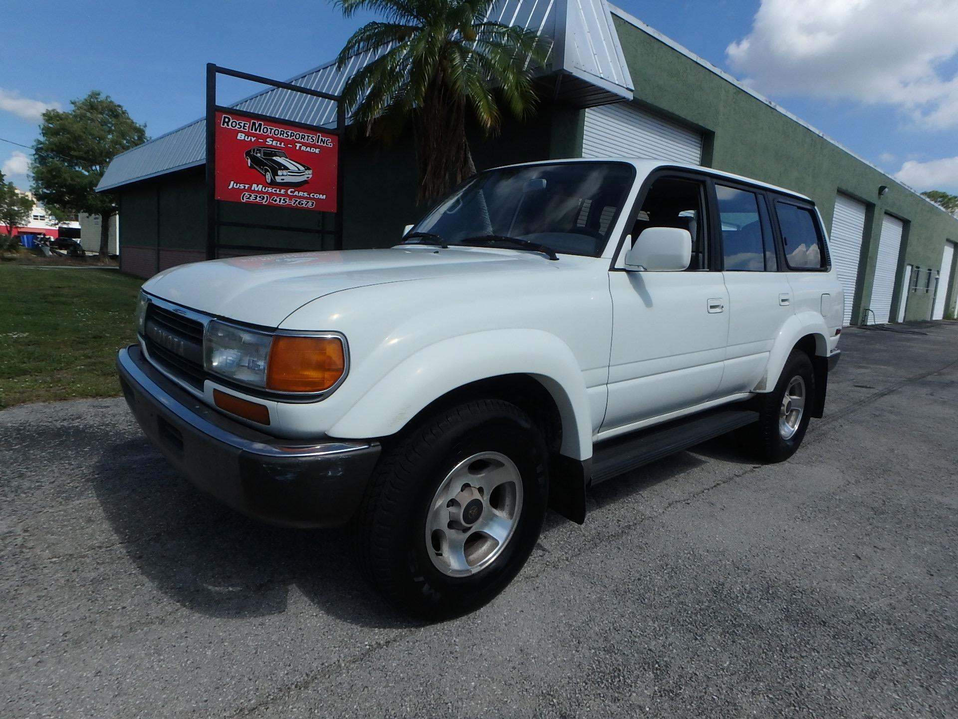 Used 1994 Toyota Land Cruiser