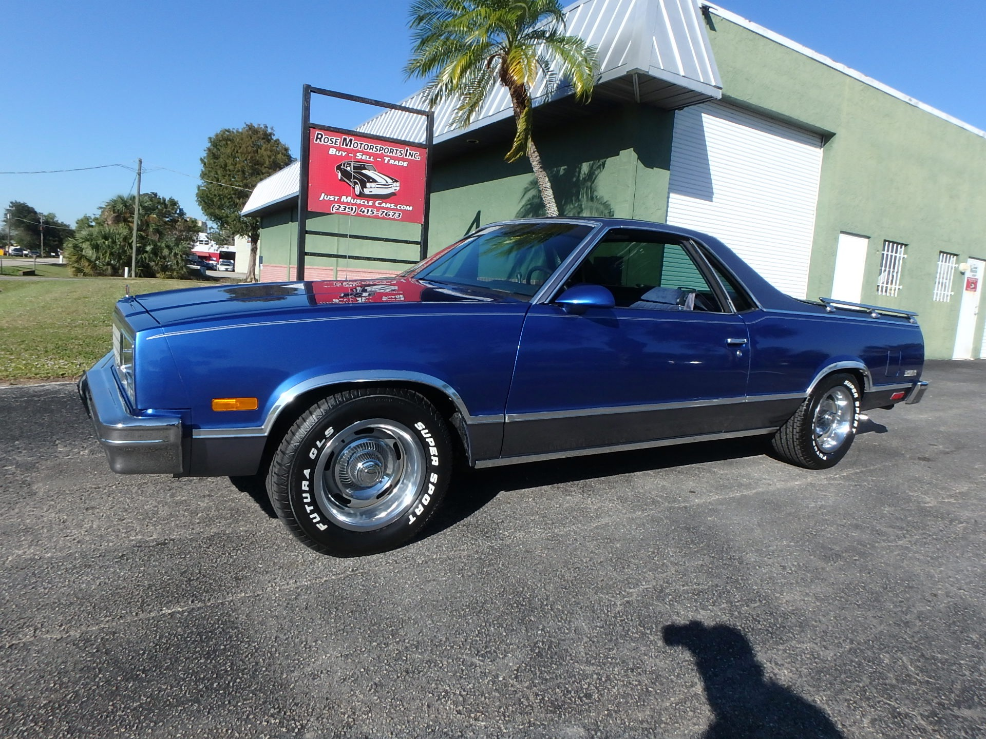 Used 1987 Chevrolet El Camino