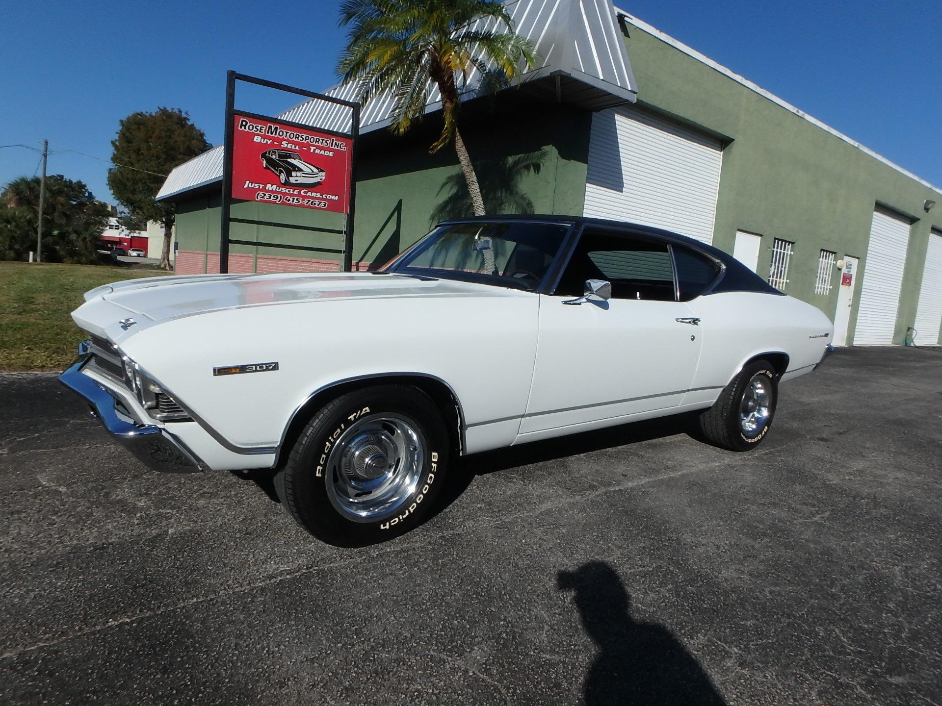 Used 1969 Chevy Chevelle Malibu