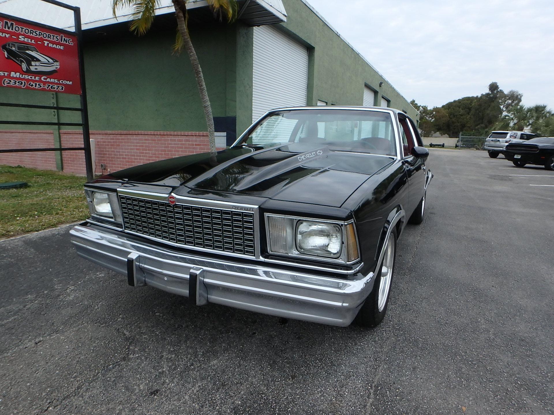 Used 1979 Chevy Malibu