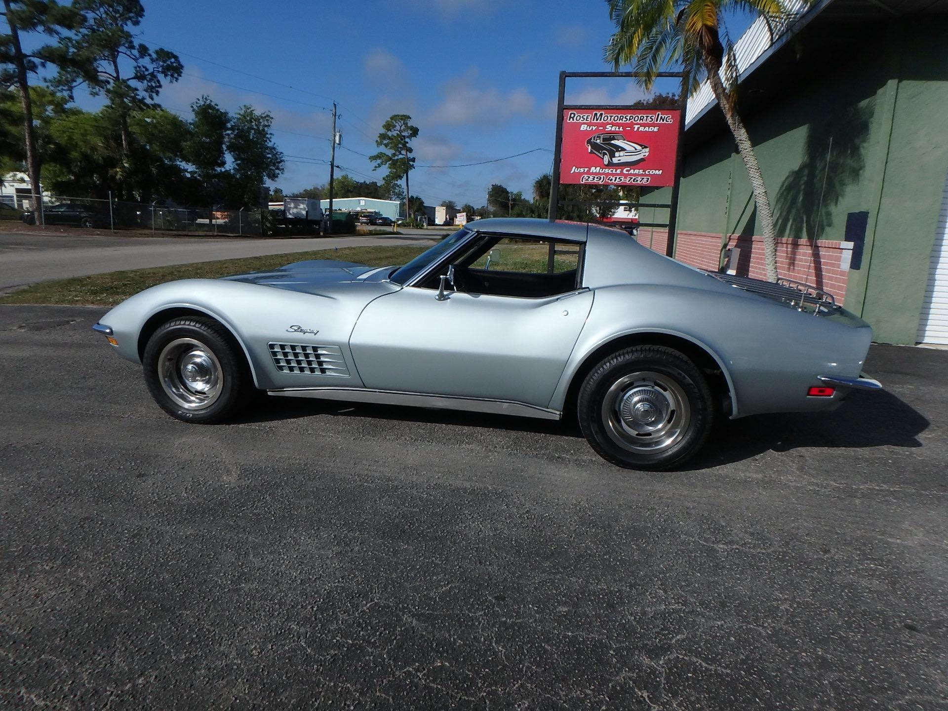 Used 1971 Chevy Corvette