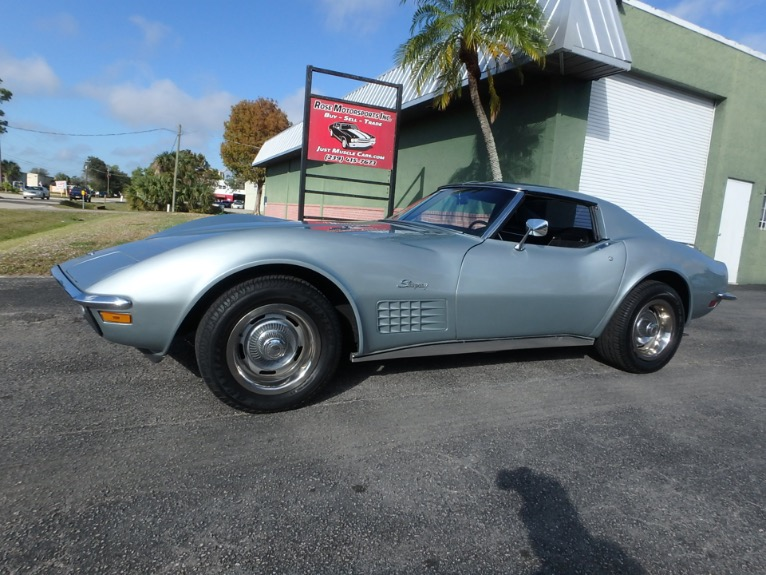 Used 1971 Chevy Corvette for sale $25,900 at Rose Motorsports, Inc. in Fort Myers FL