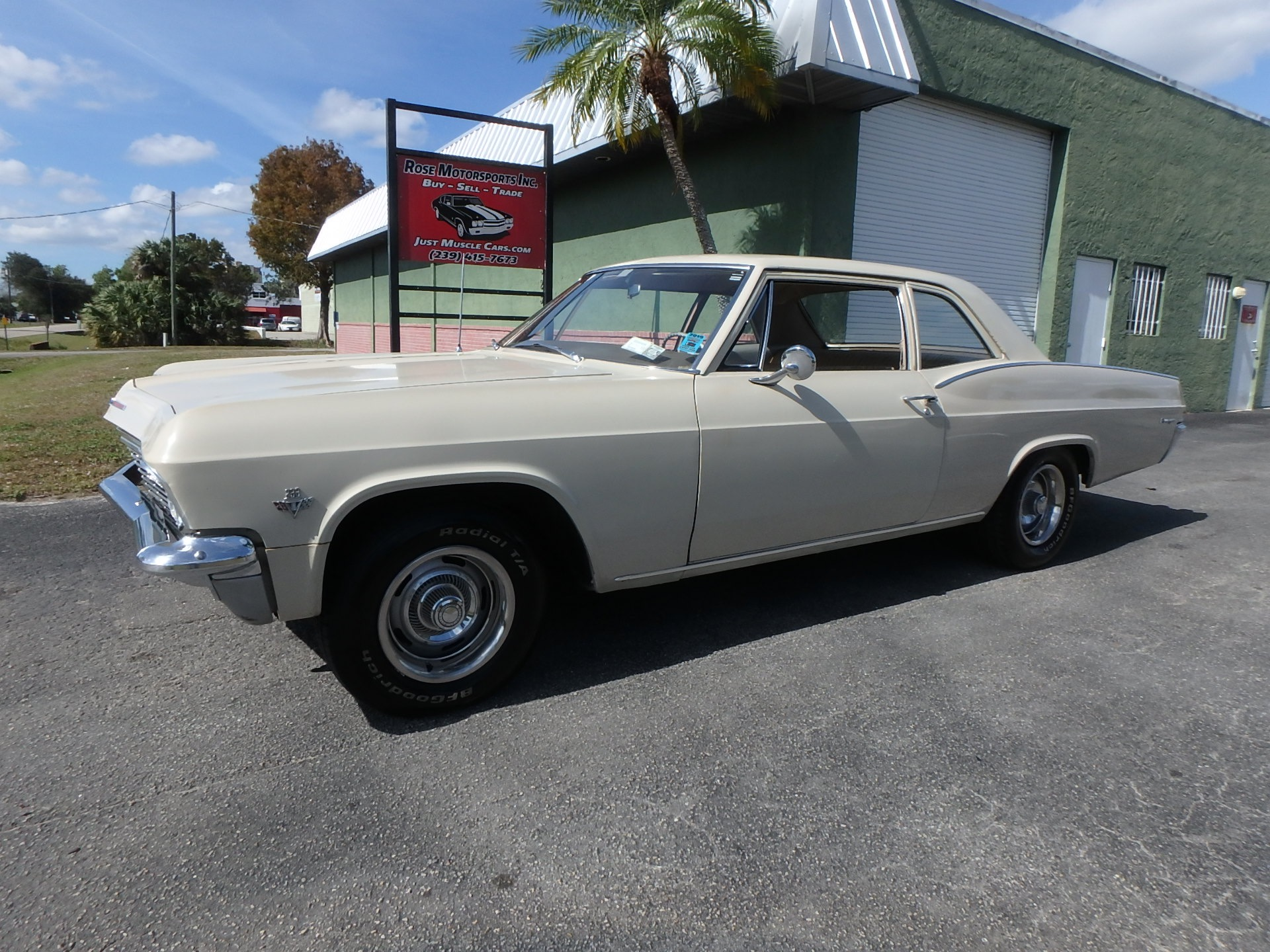 Used 1965 Chevy Biscayne
