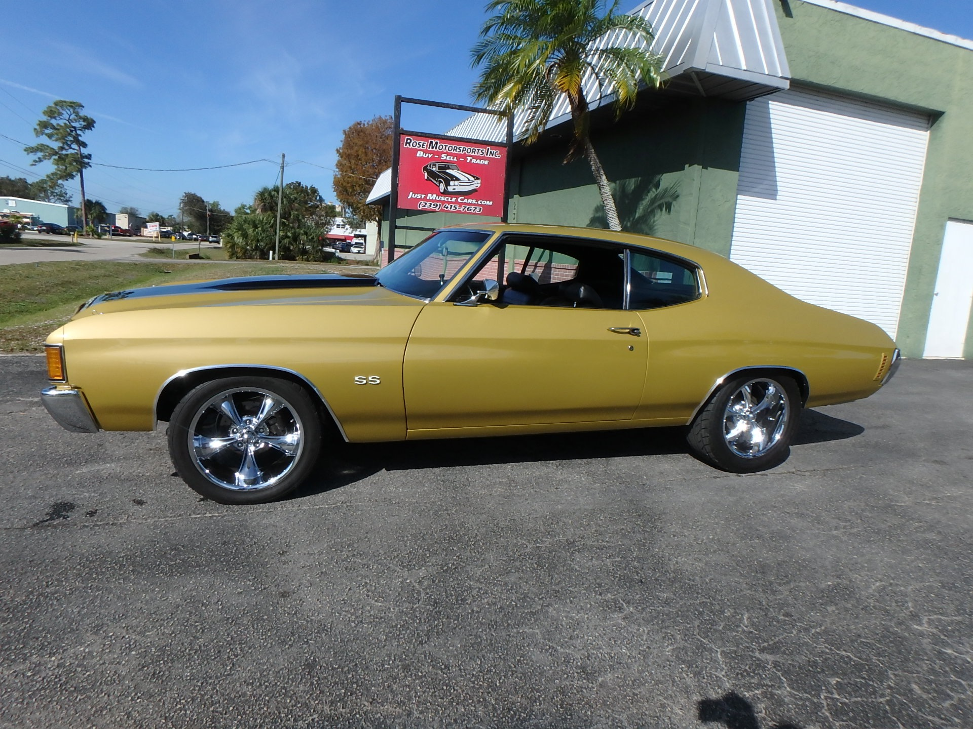 Used 1972 Chevy Chevelle SS350