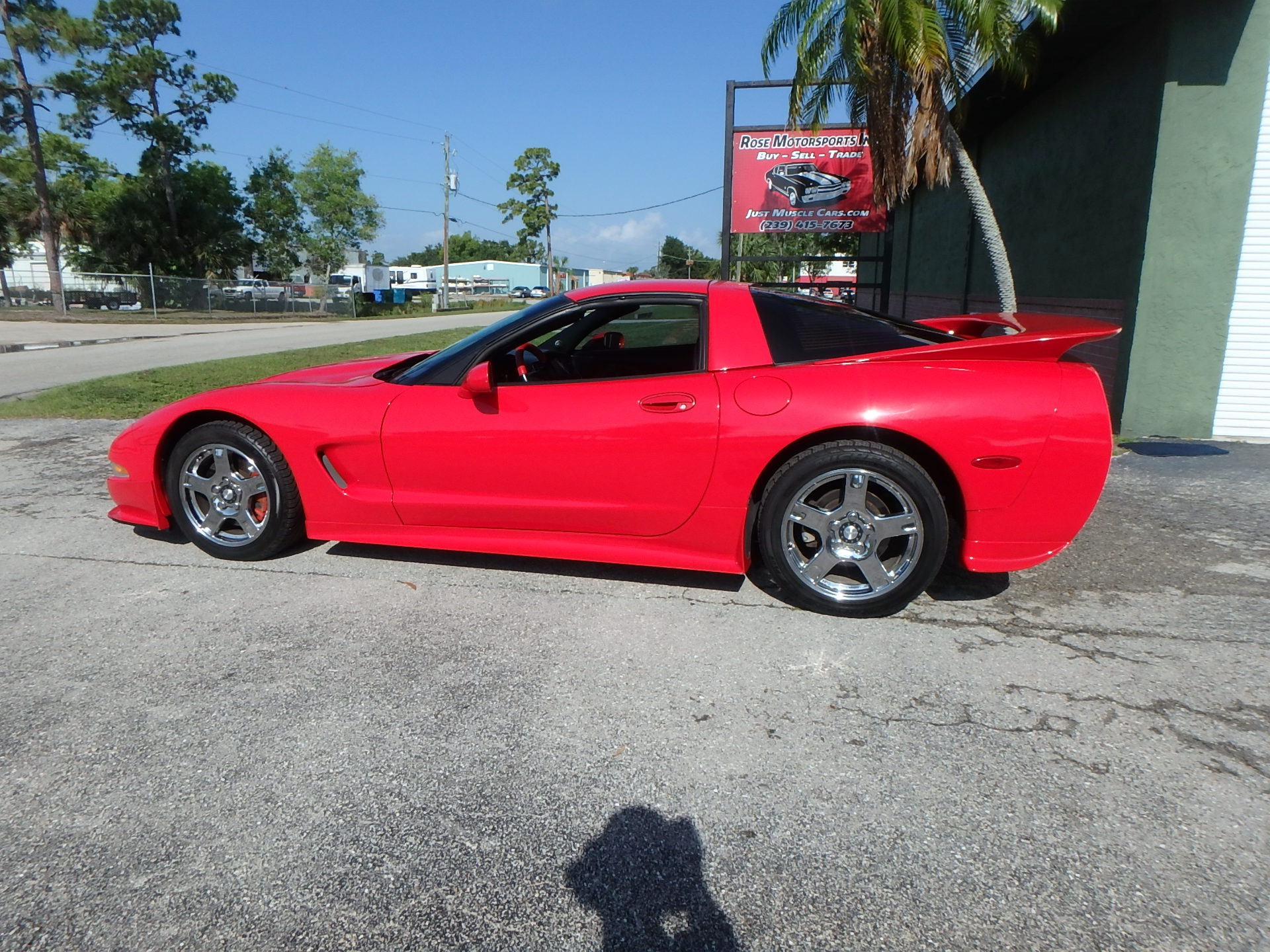Used 1997 Chevrolet Corvette
