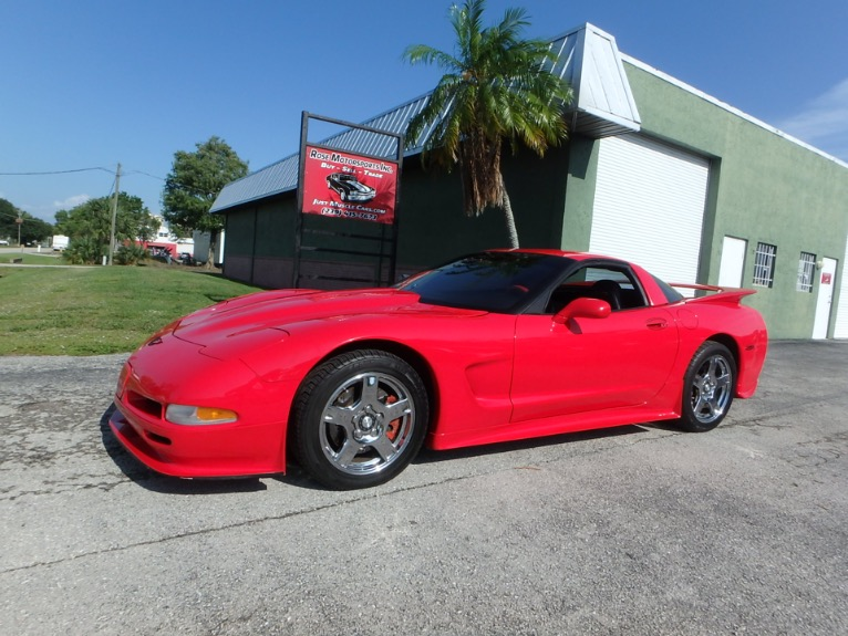 Used 1997 Chevrolet Corvette for sale $10,900 at Rose Motorsports, Inc. in Fort Myers FL