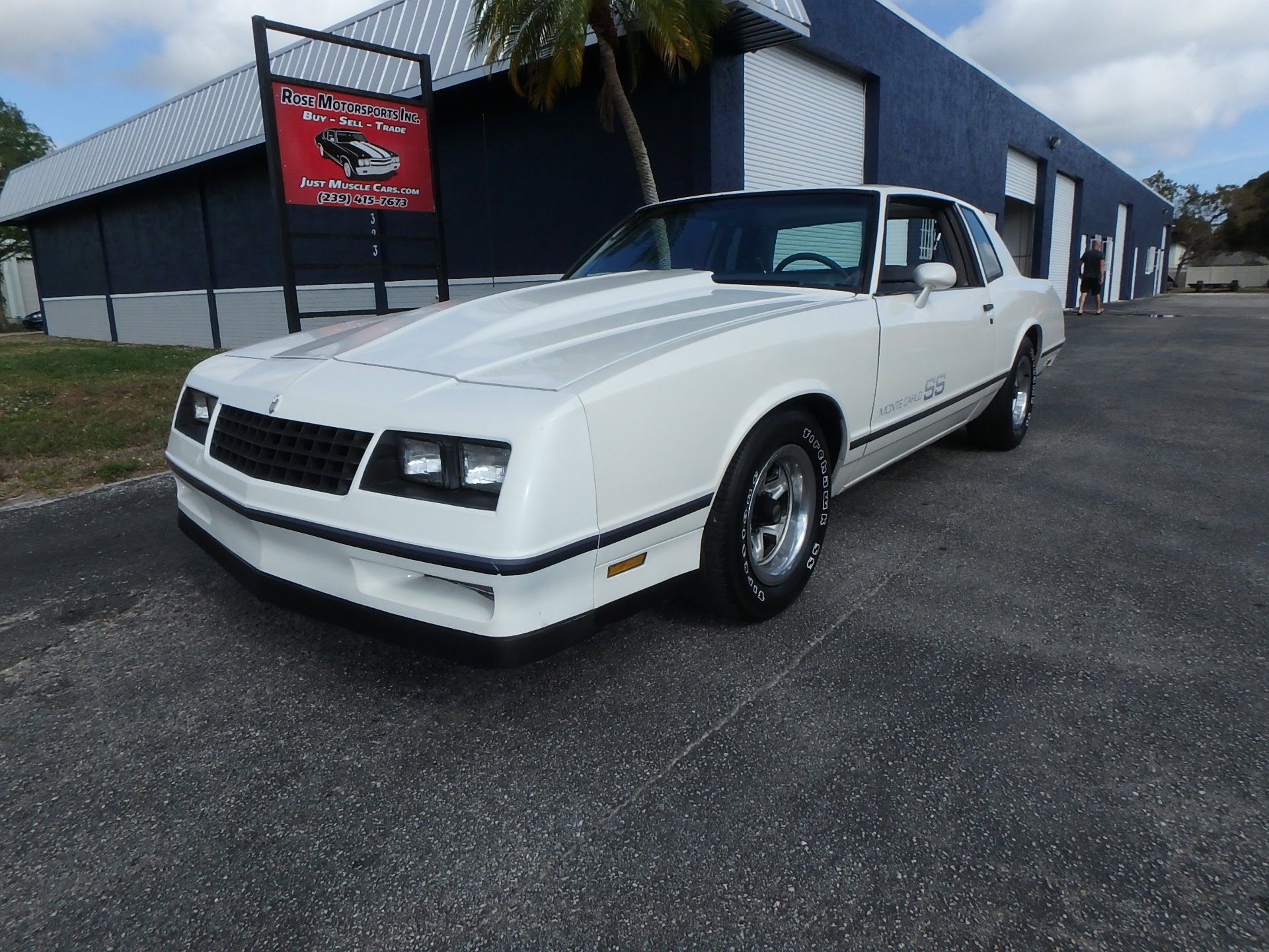 Used 1984 Chevrolet Monte Carlo SS