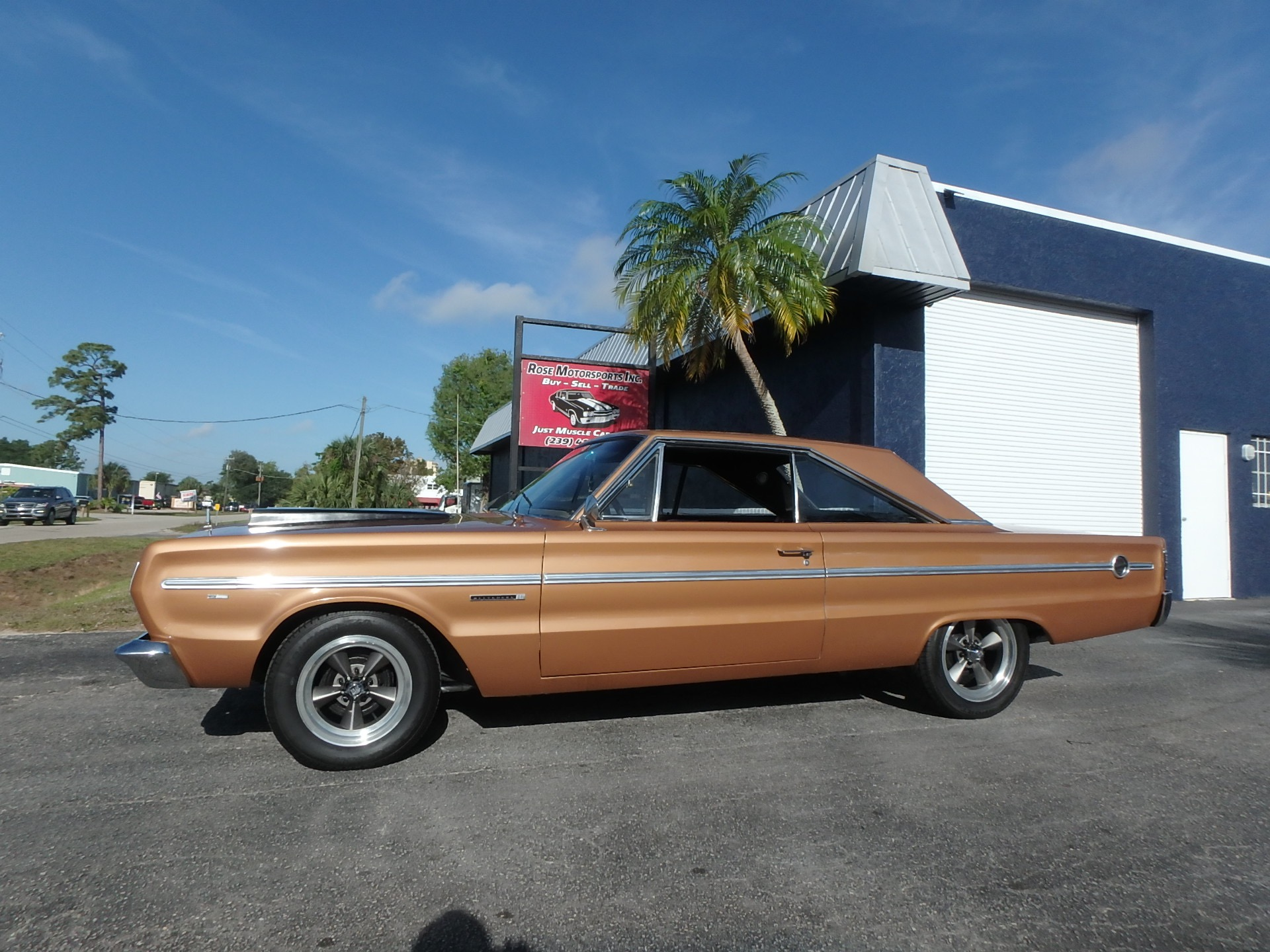 Used 1966 Plymouth Belvedere