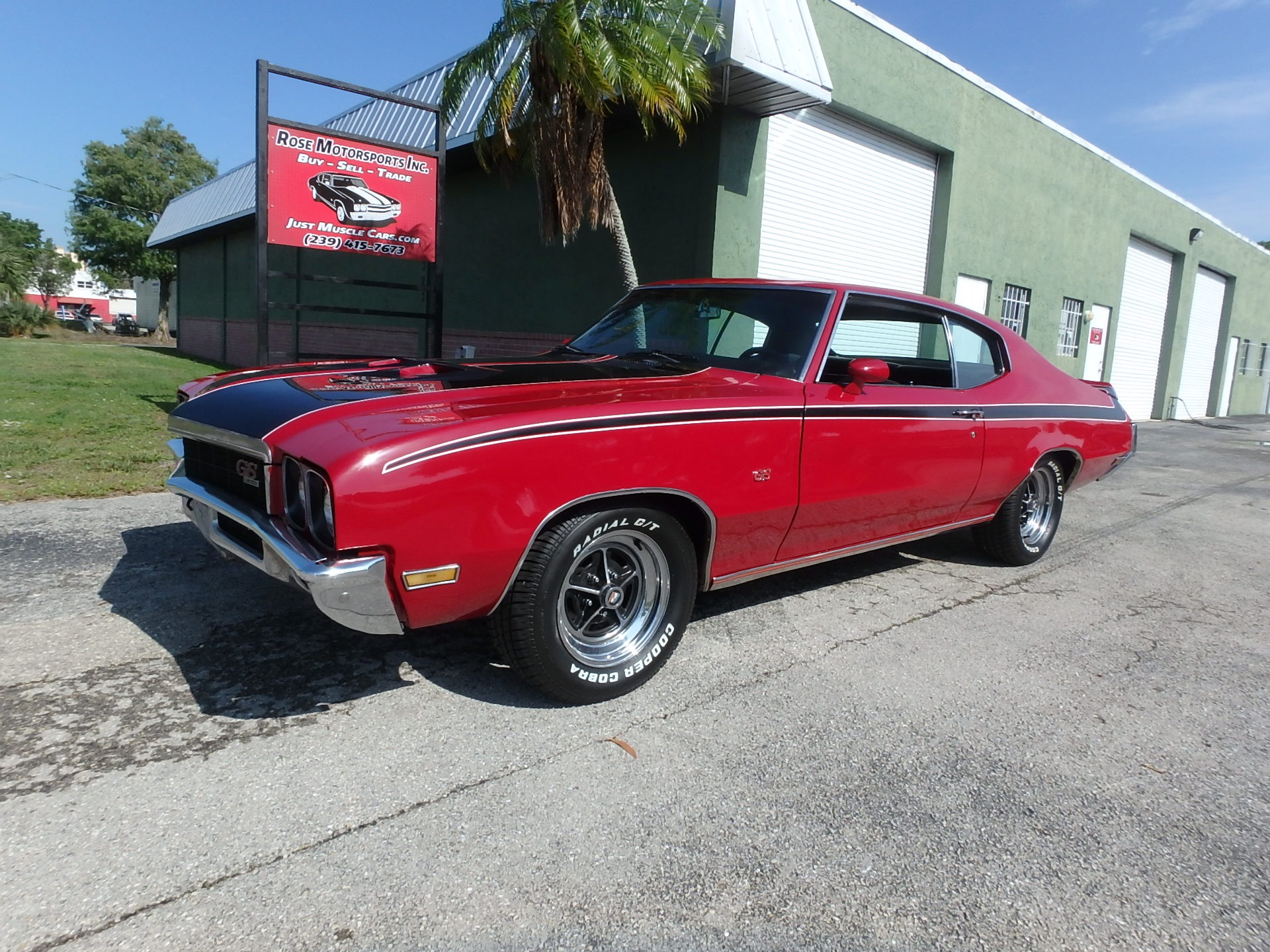 Used 1971 Buick GS