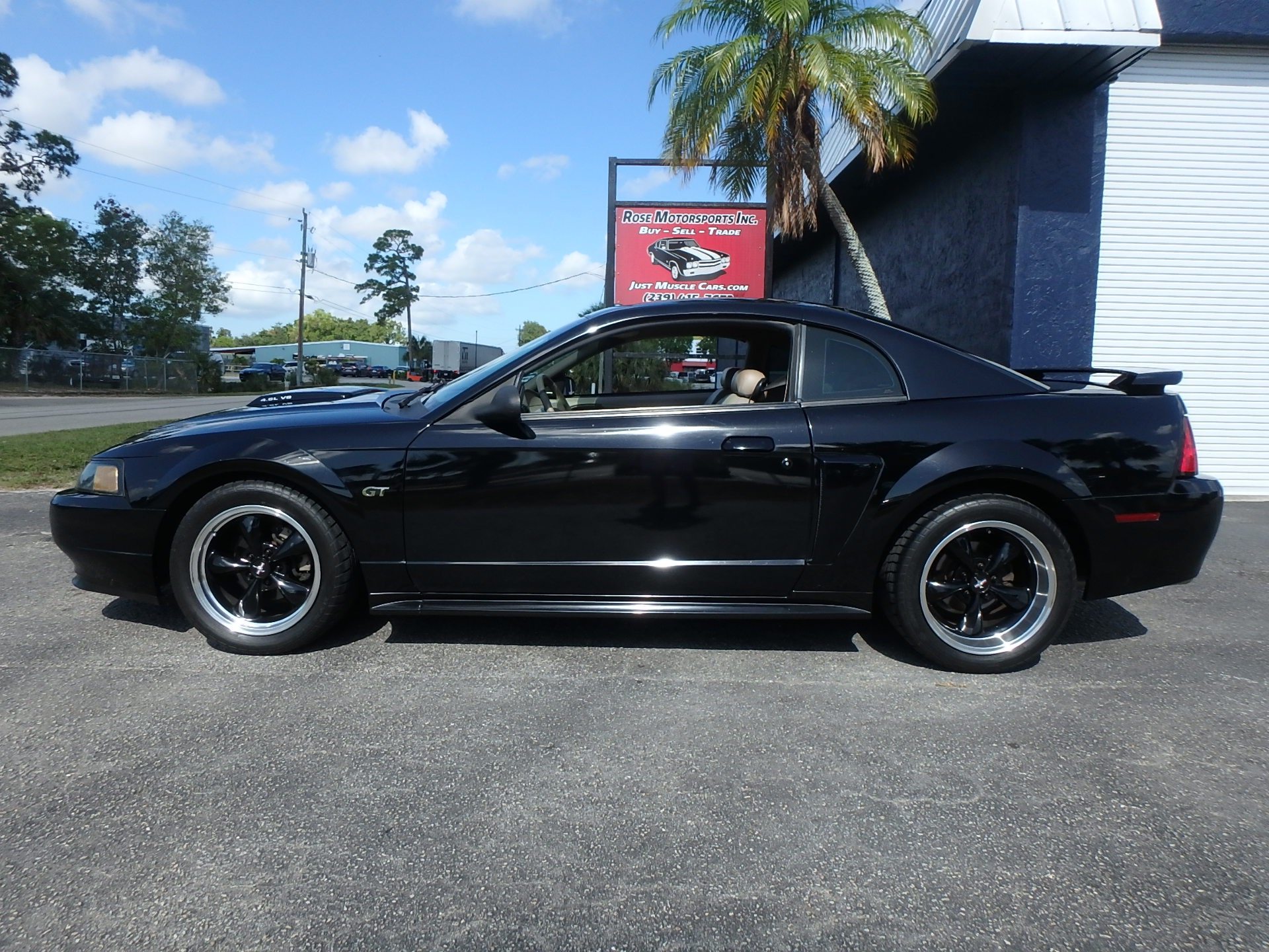 Used 2002 Ford Mustang GT Premium