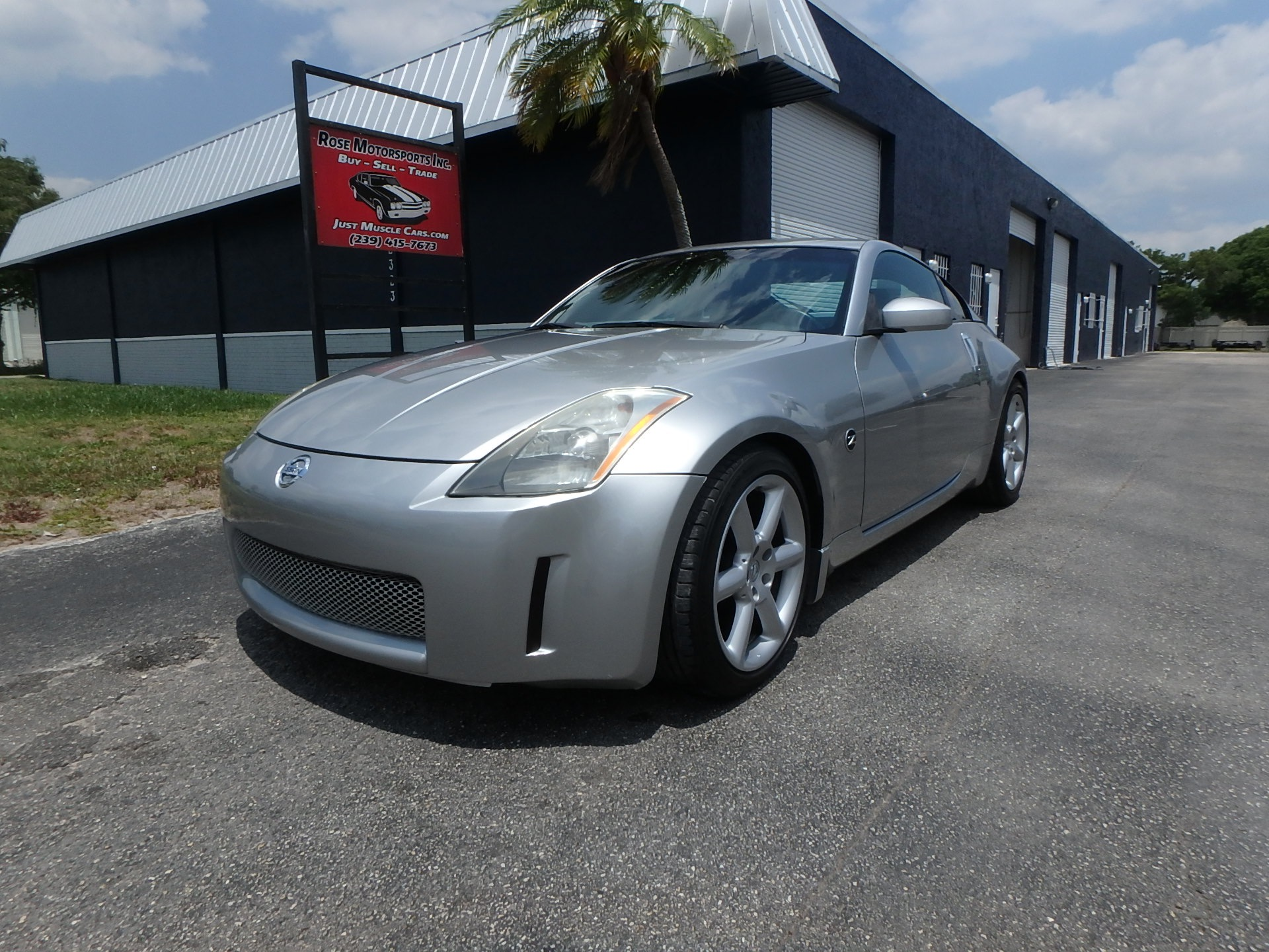 Used 2003 Nissan 350Z Performance
