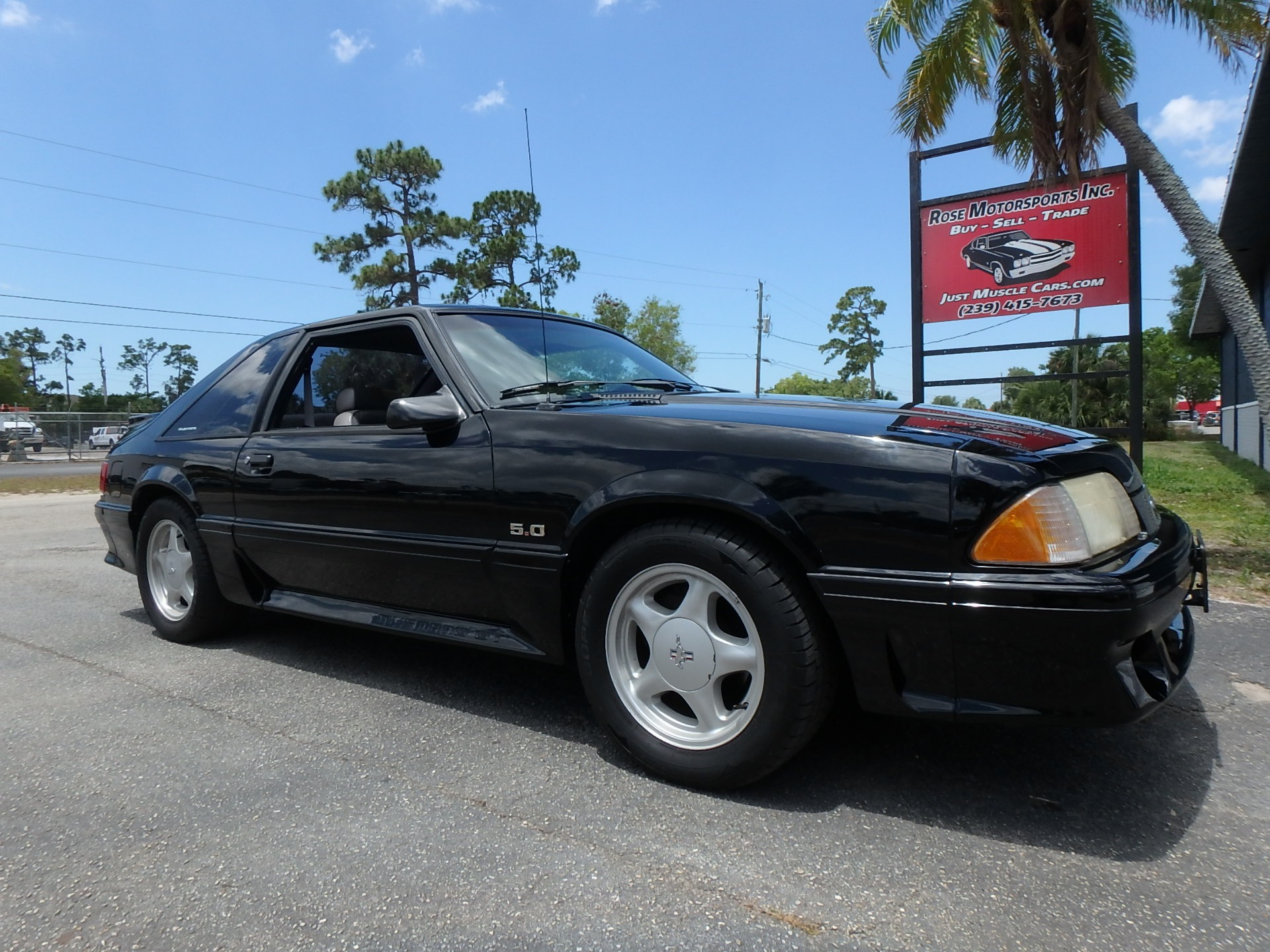 Used 1991 Ford Mustang GT