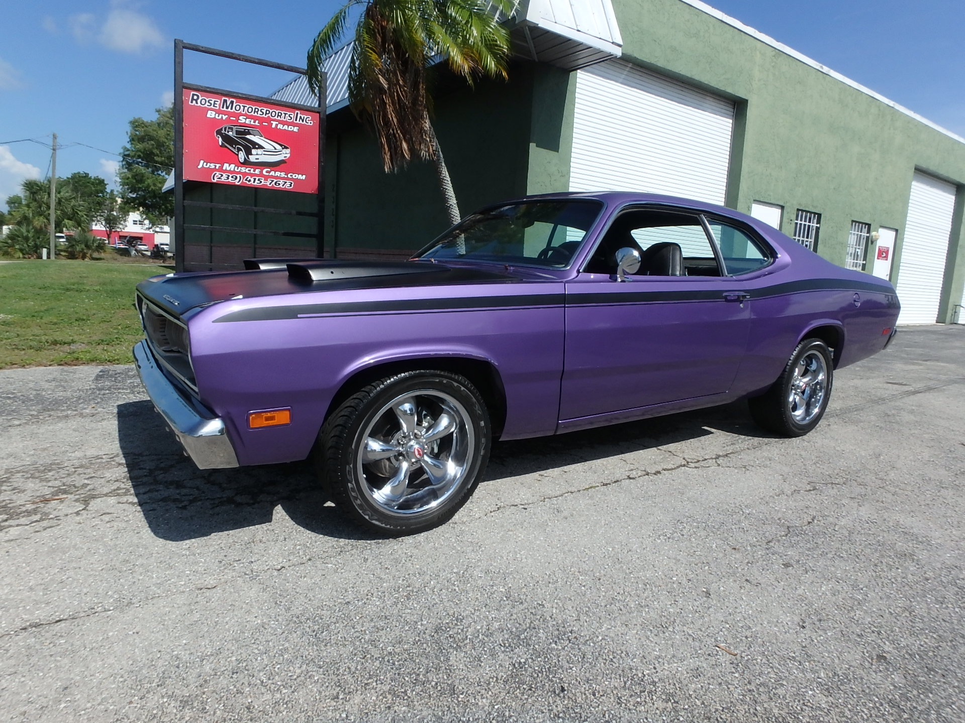 Used 1970 Plymouth Duster