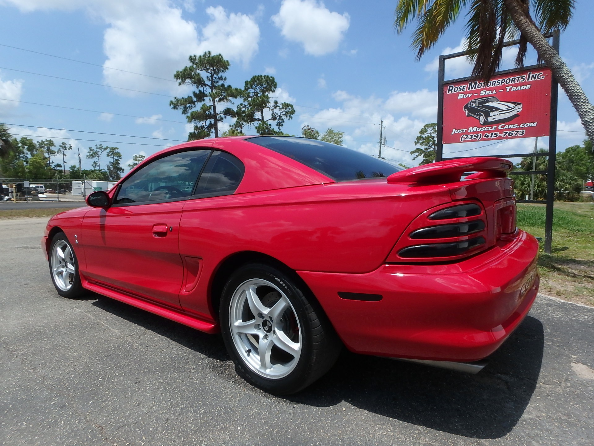 Used 1995 Ford Mustang Cobra