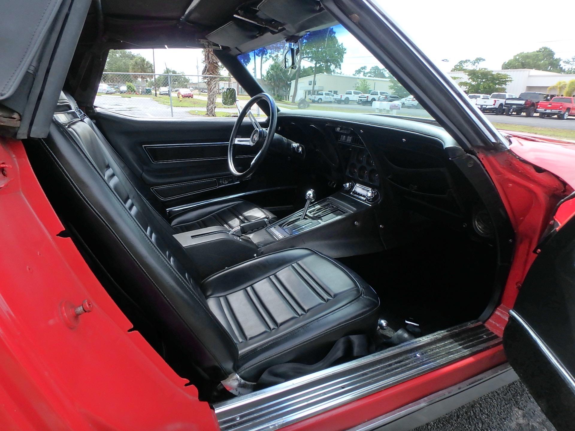 Used 1972 Chevy Corvette Stingray Convertible