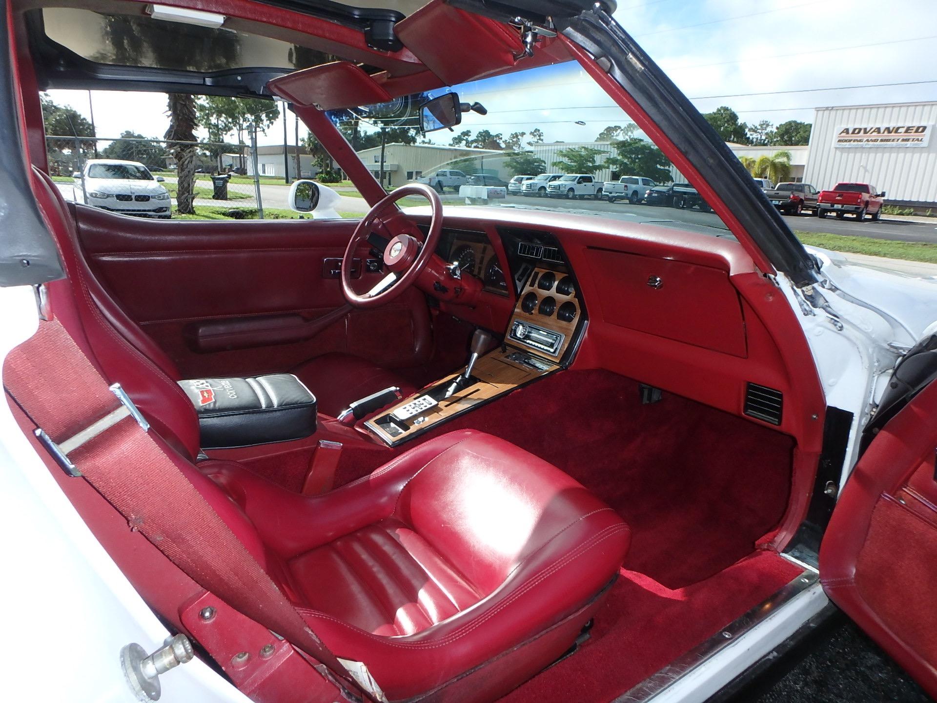 Used 1982 Chevrolet Corvette