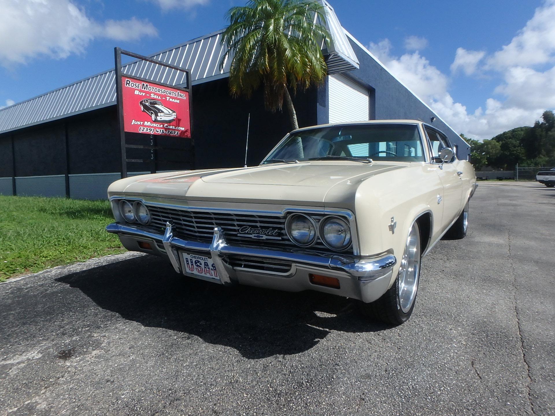 Used 1966 Chevrolet Caprice