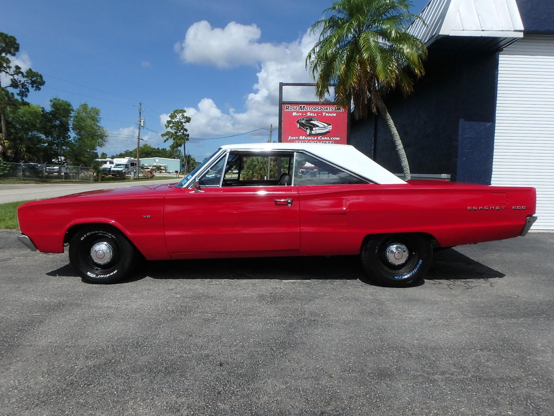 Used 1967 Dodge Coronet
