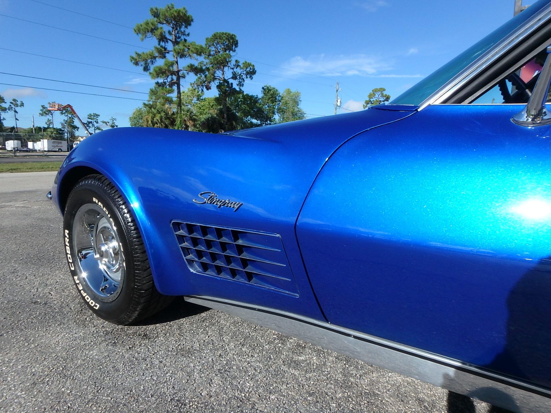 Used 1970 Chevrolet Corvette Stingray