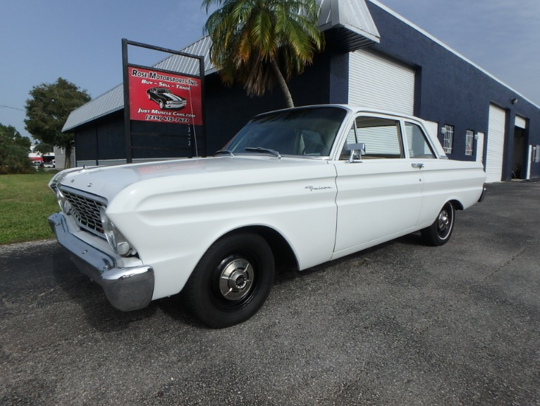 Used 1964 Ford Falcon for sale $8,900 at Rose Motorsports, Inc. in Fort Myers FL