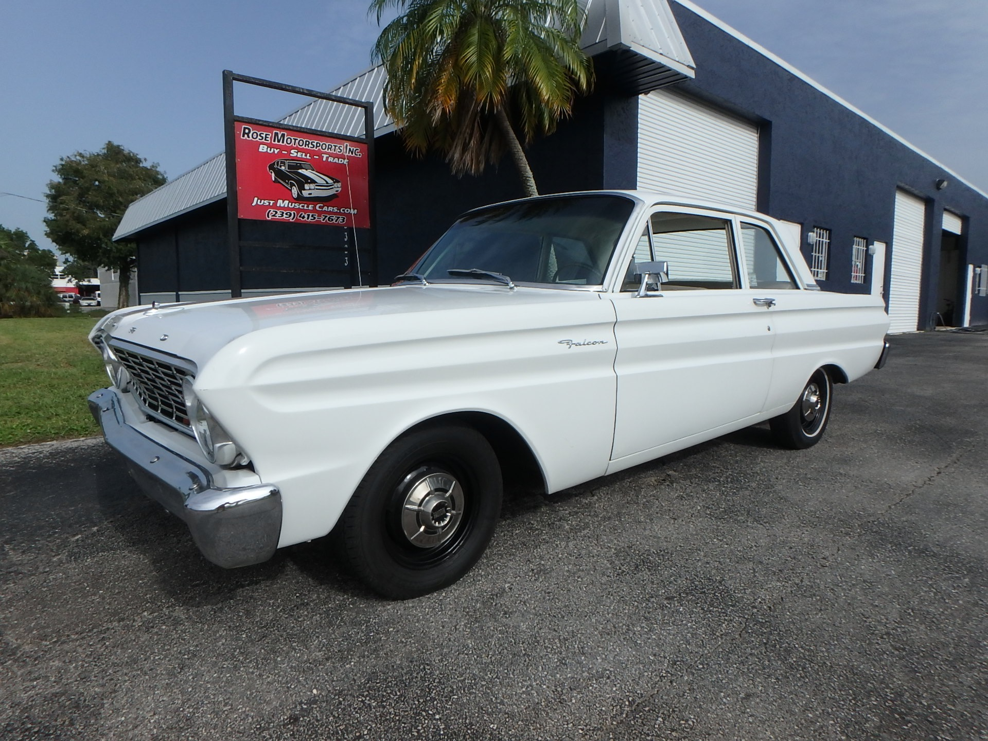 Used 1964 Ford Falcon