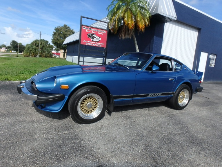 Used 1974 Datsun 260Z for sale $23,900 at Rose Motorsports, Inc. in Fort Myers FL