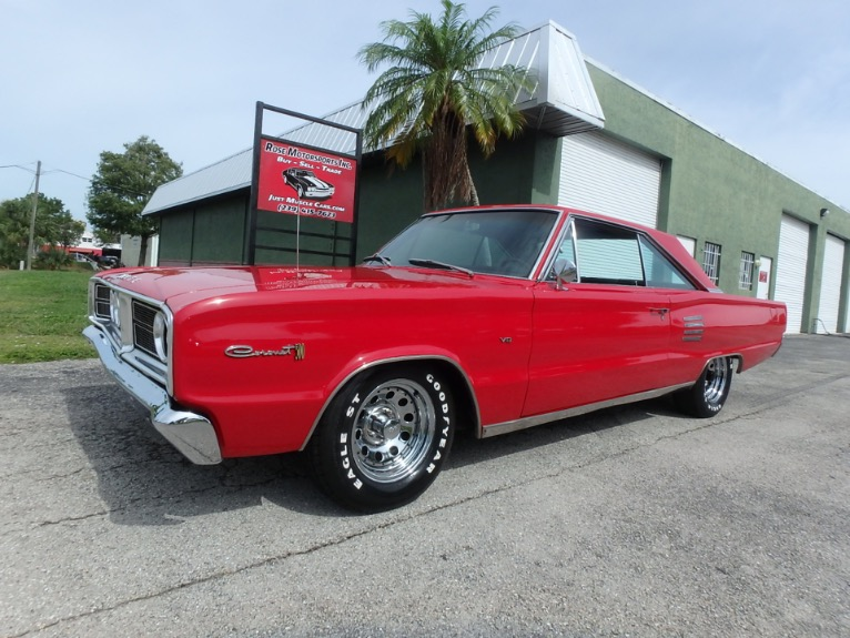 Used 1966 Dodge Coronet 500 for sale $18,900 at Rose Motorsports, Inc. in Fort Myers FL