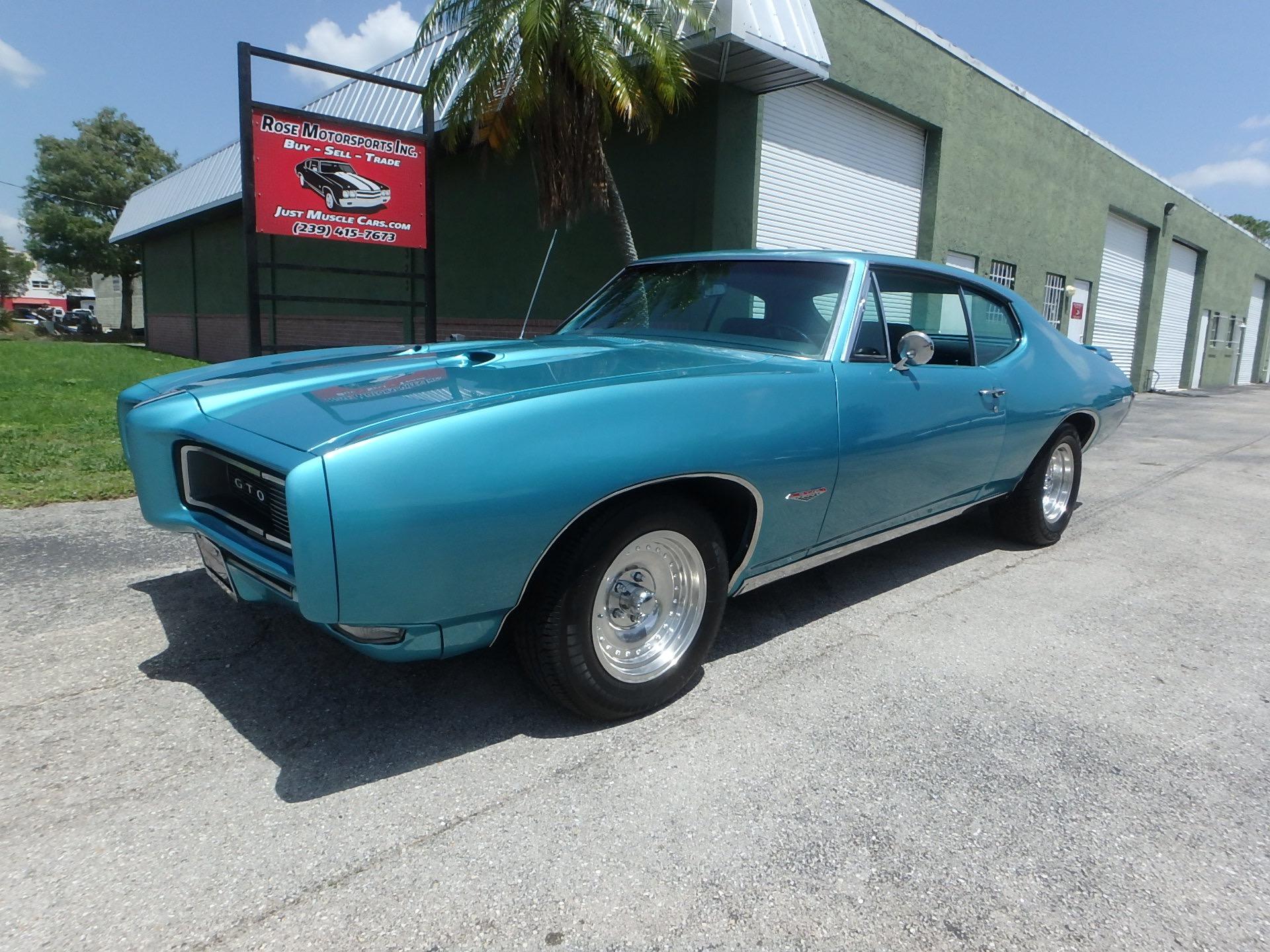 Used 1968 Pontiac GTO