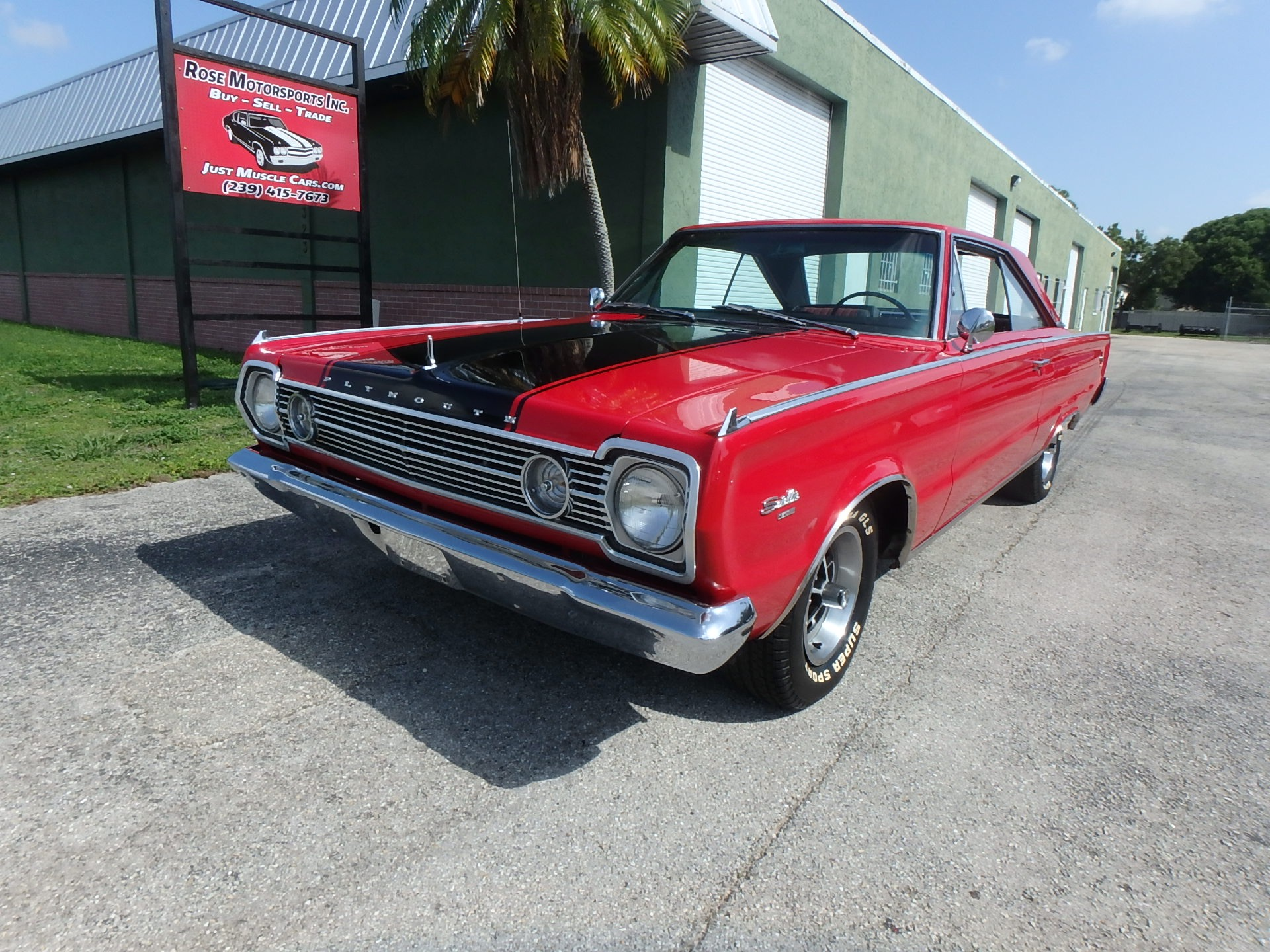 Used 1966 Plymouth Satellite GTX