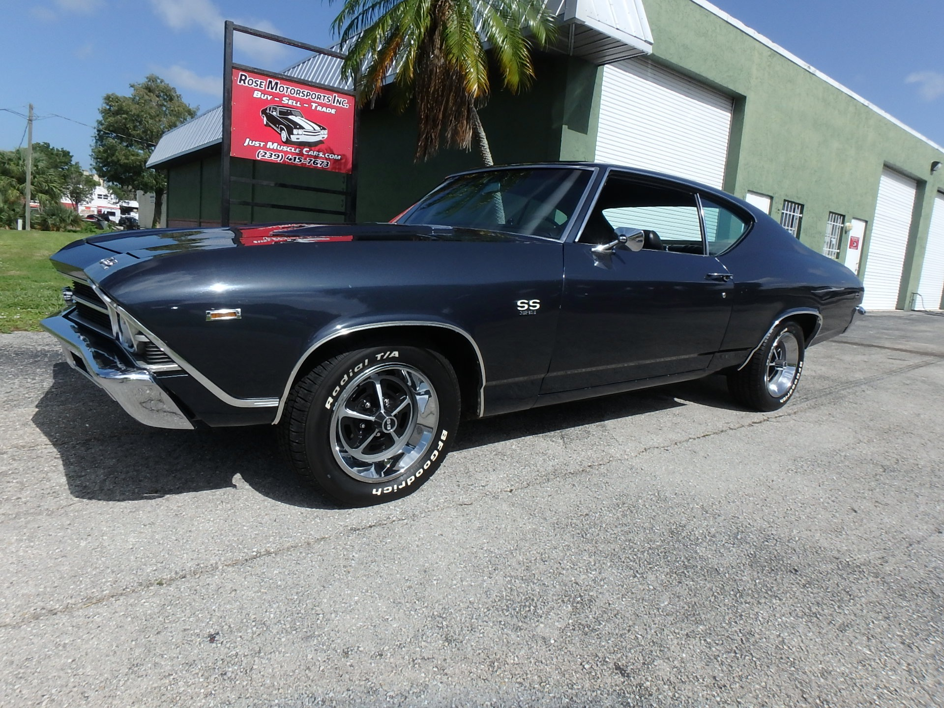 Used 1969 Chevy Chevelle SS396