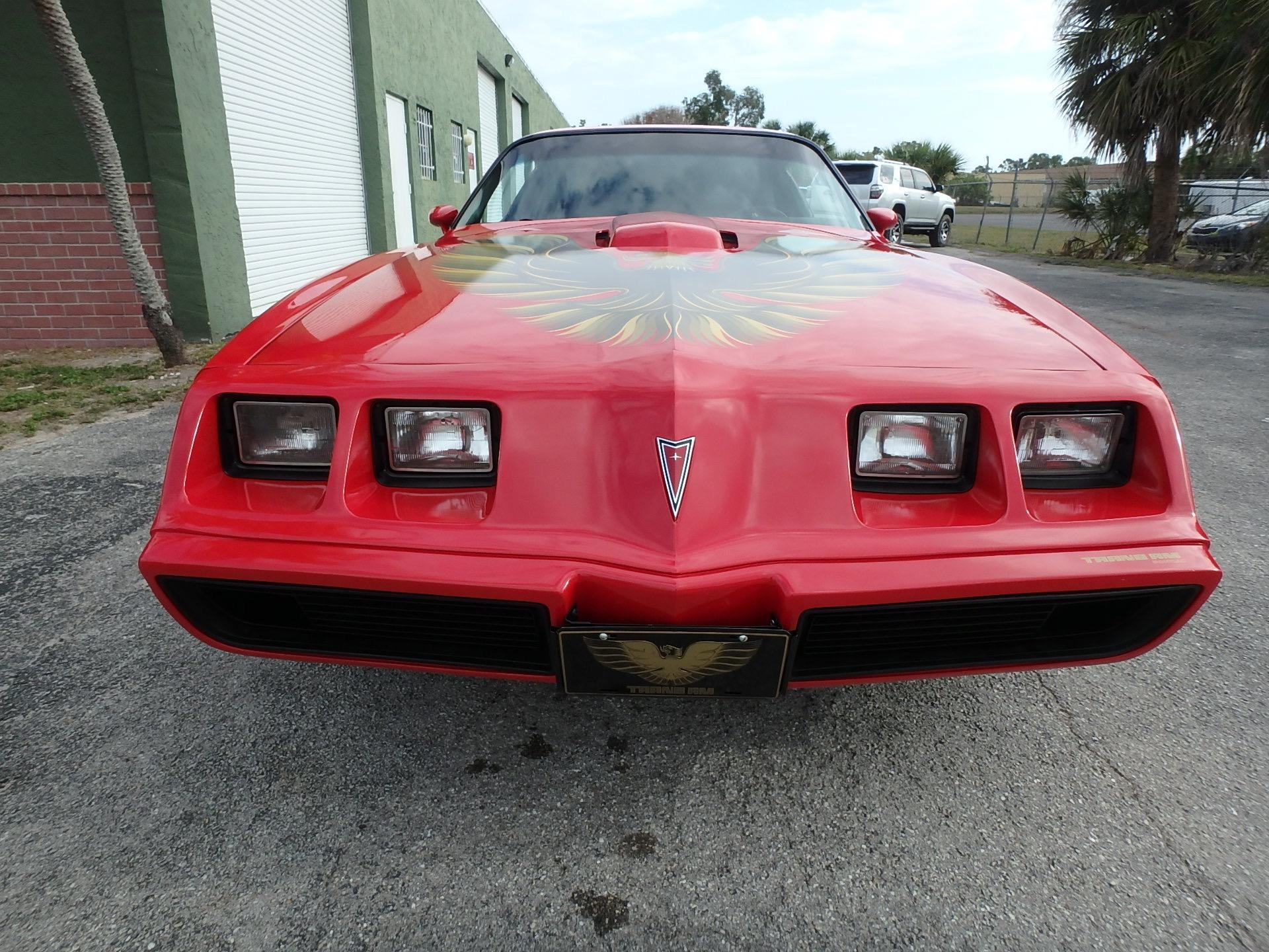 Used 1981 Pontiac Firebird Trans Am