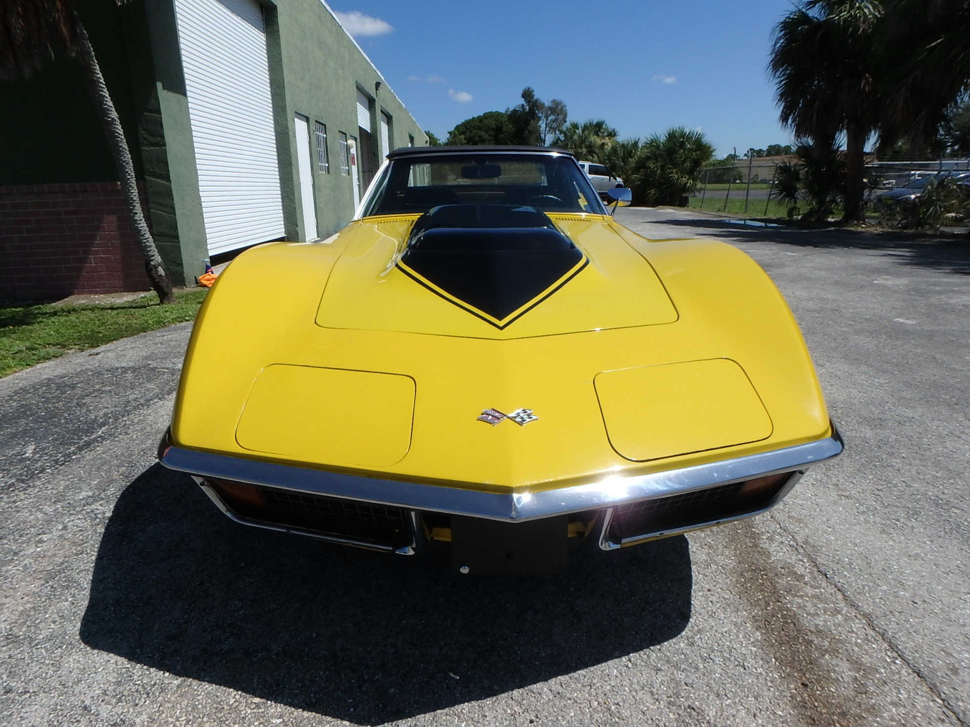 Used 1972 Chevy Corvette Convertible