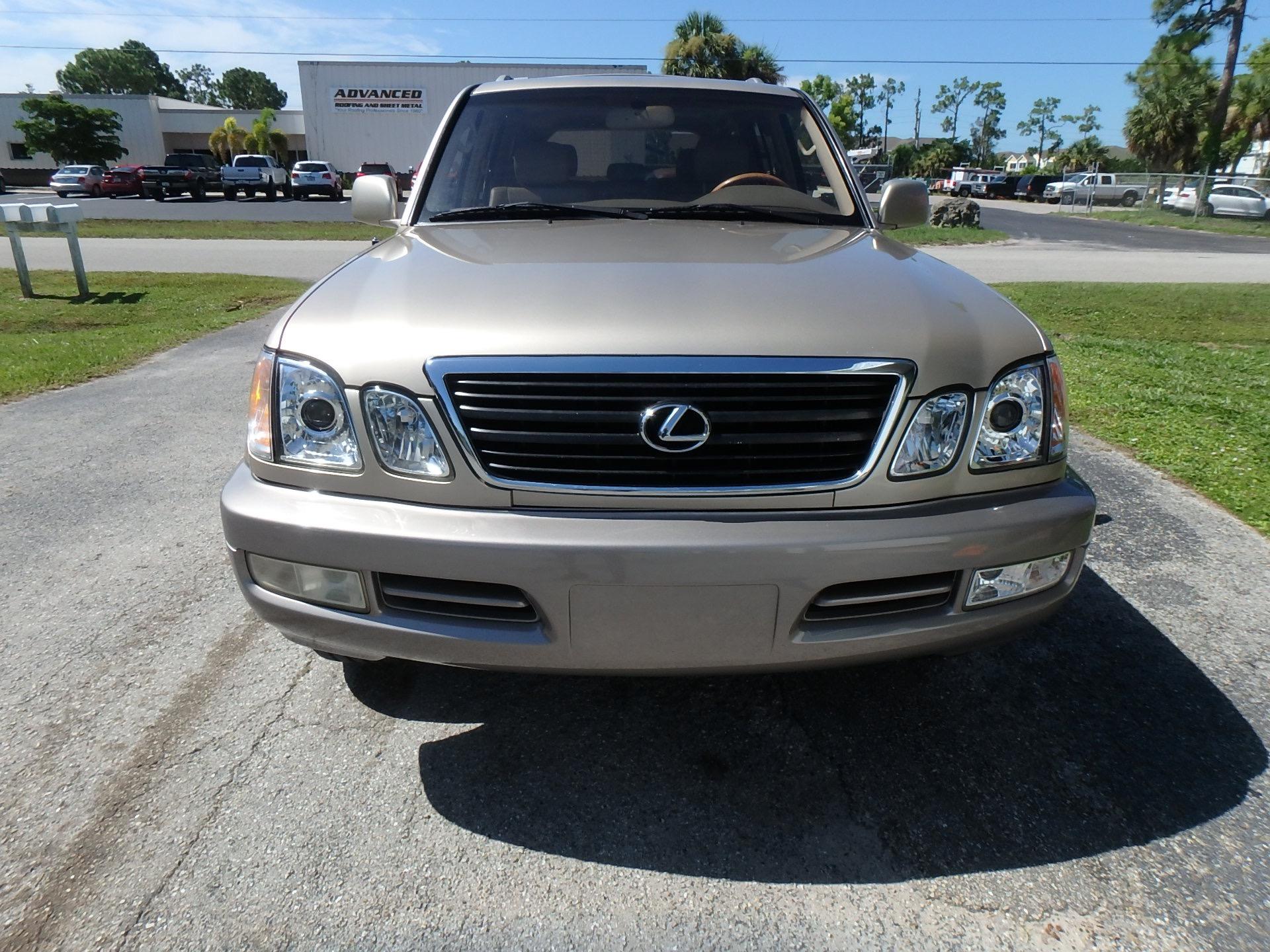 Used 2000 Lexus LX 470
