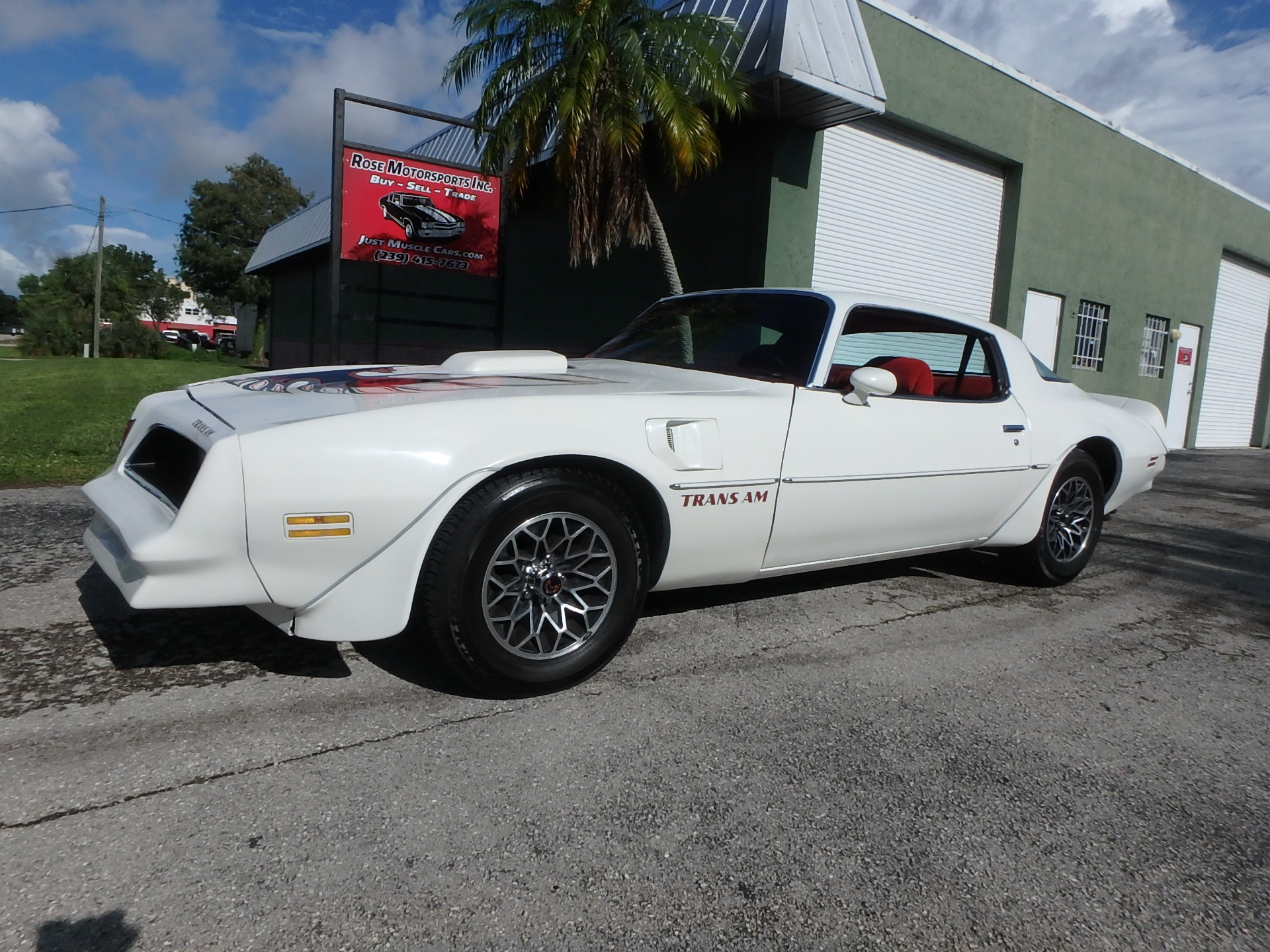 Used 1978 Pontiac Trans Am