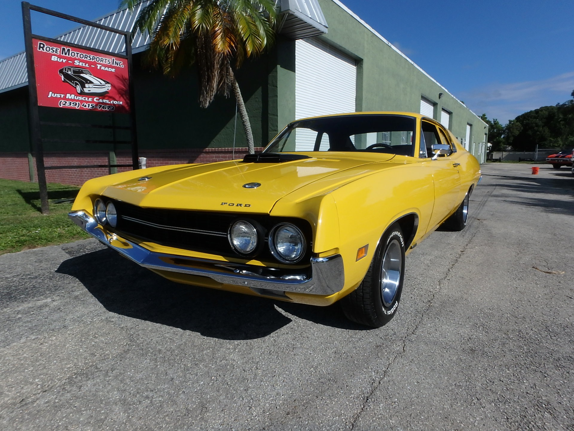 Used 1970 Ford Falcon