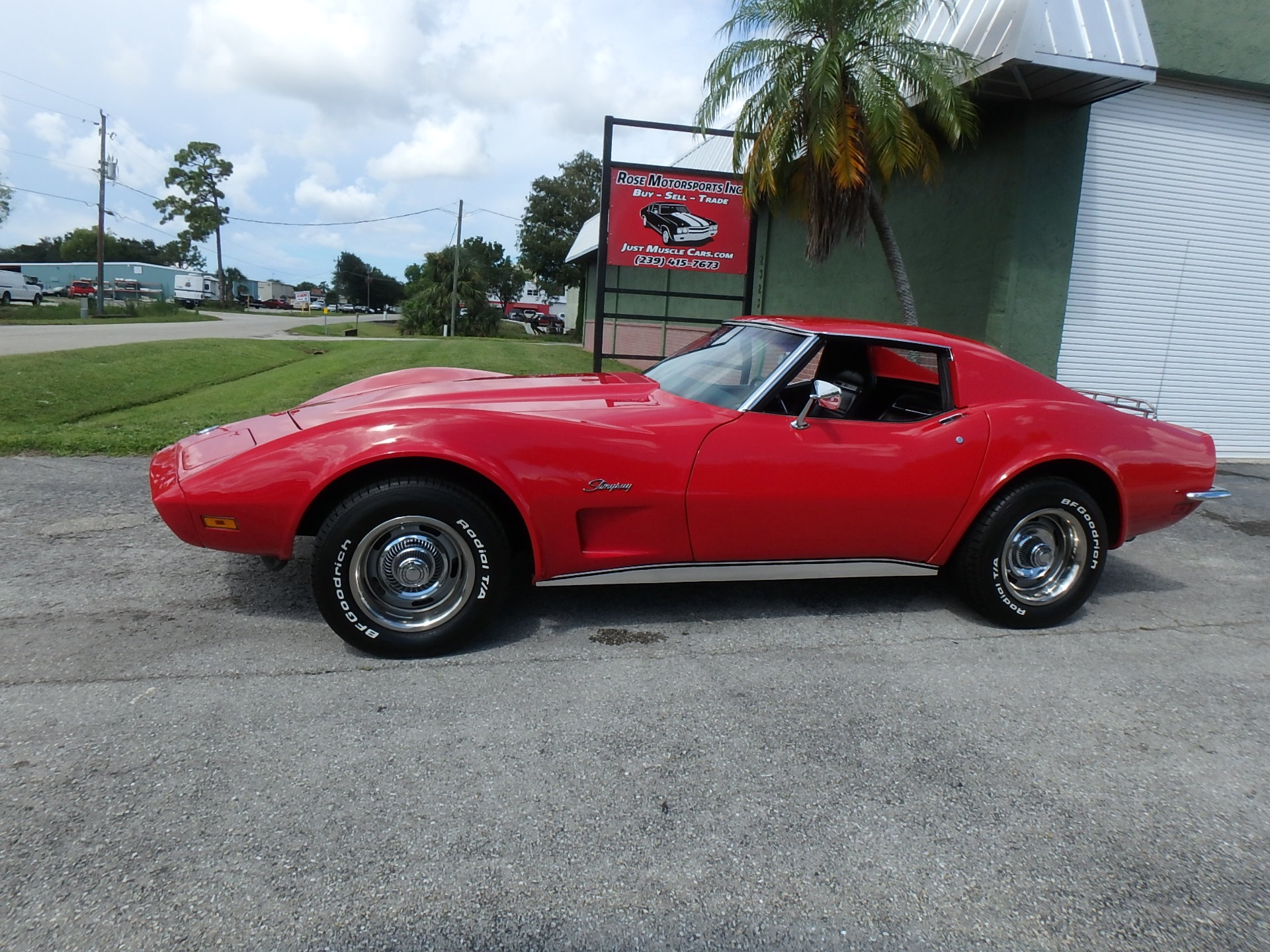 Used 1973 Chevy Corvette