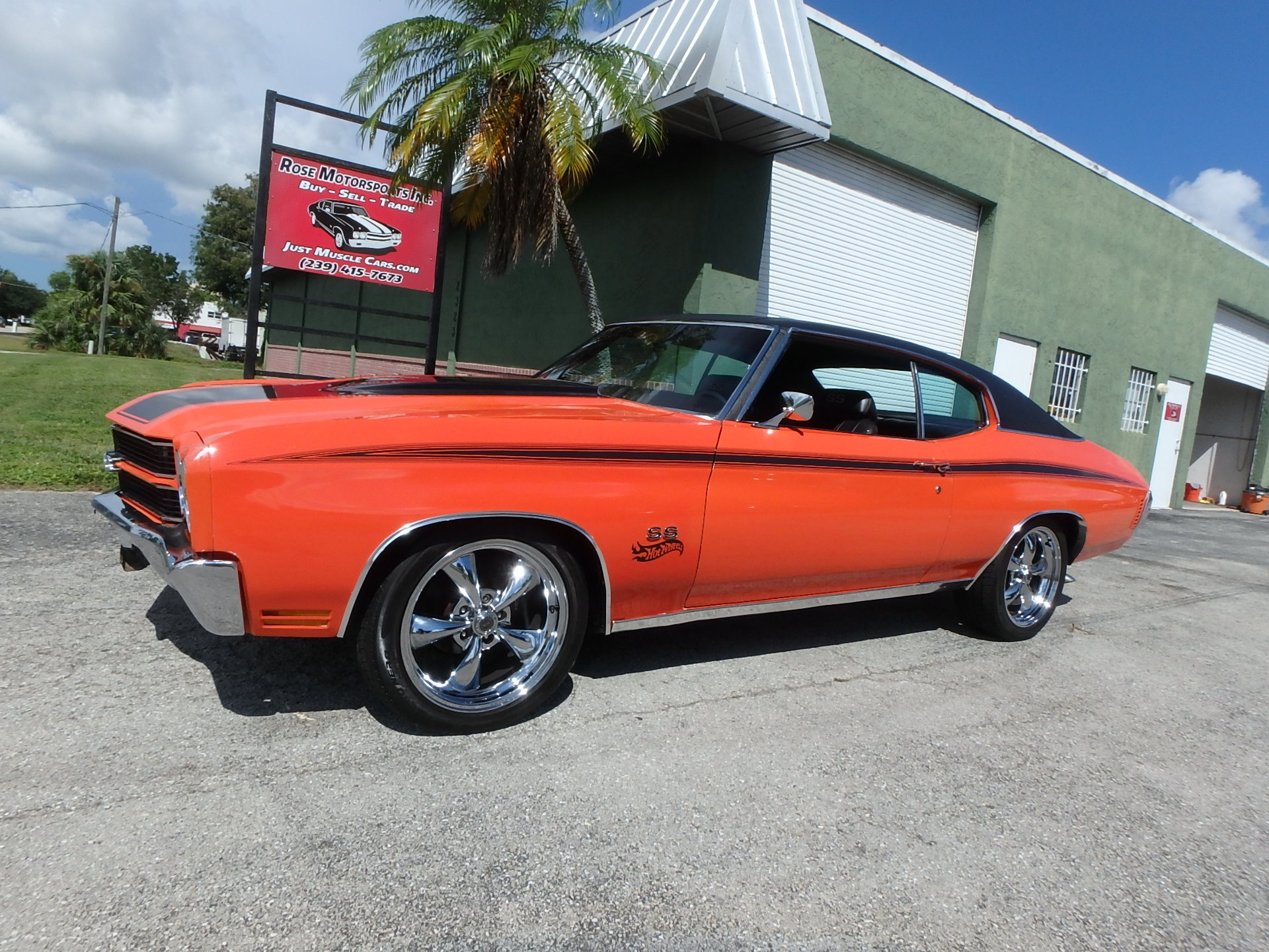 Used 1970 Chevy Chevelle SS396 Clone