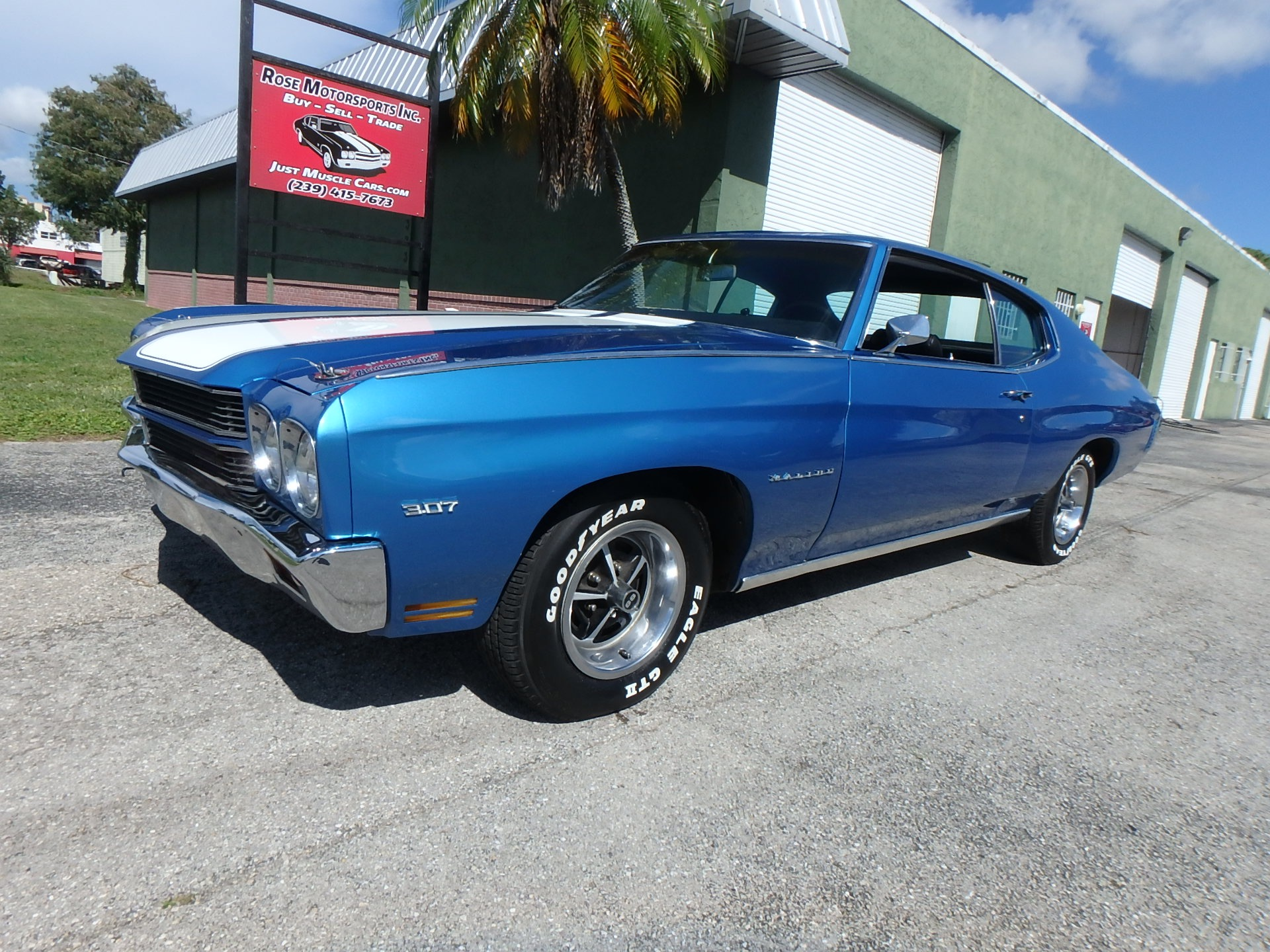 Used 1970 Chevy Chevelle