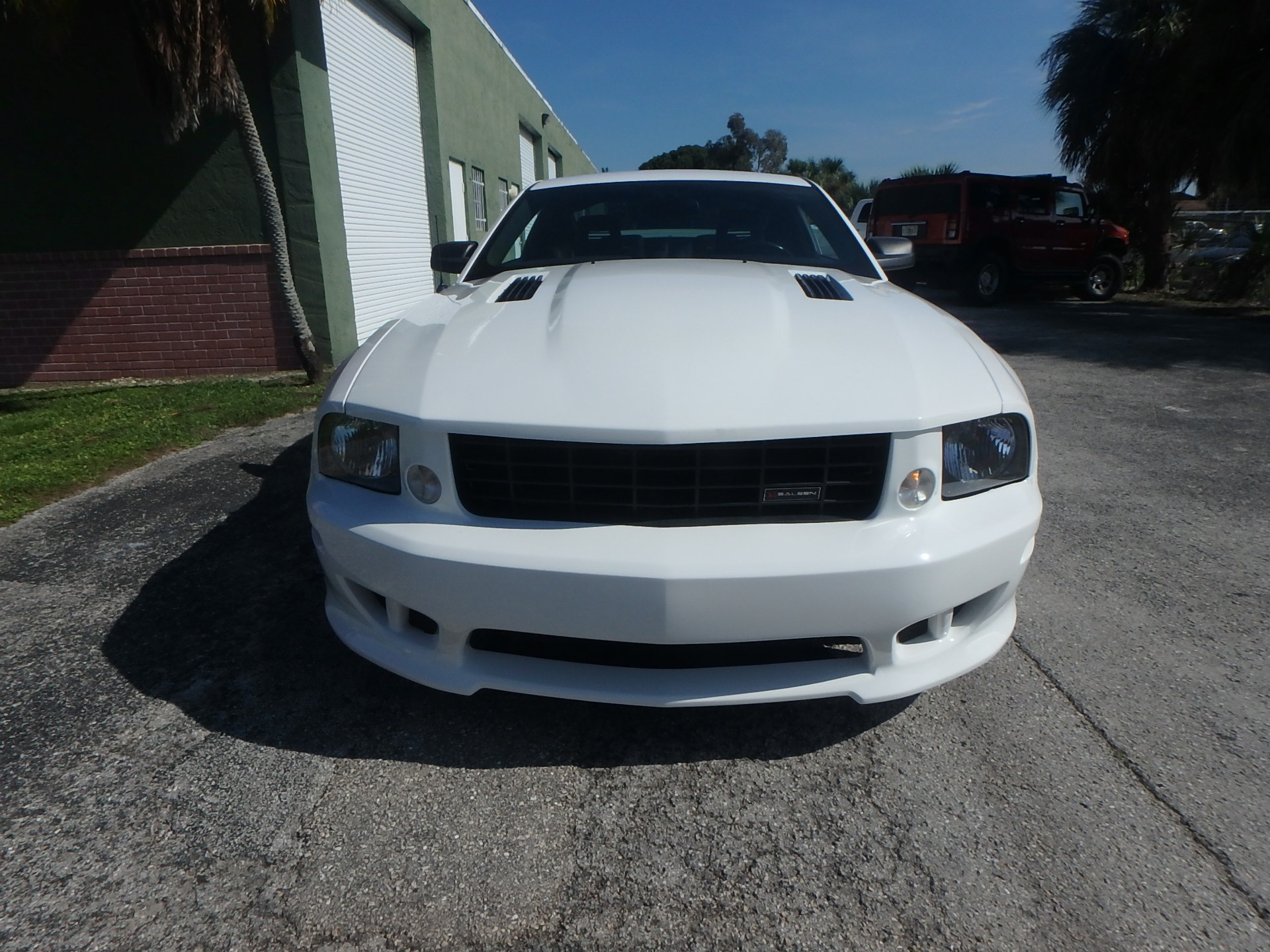 Used 2005 Ford Mustang Saleen GT Deluxe