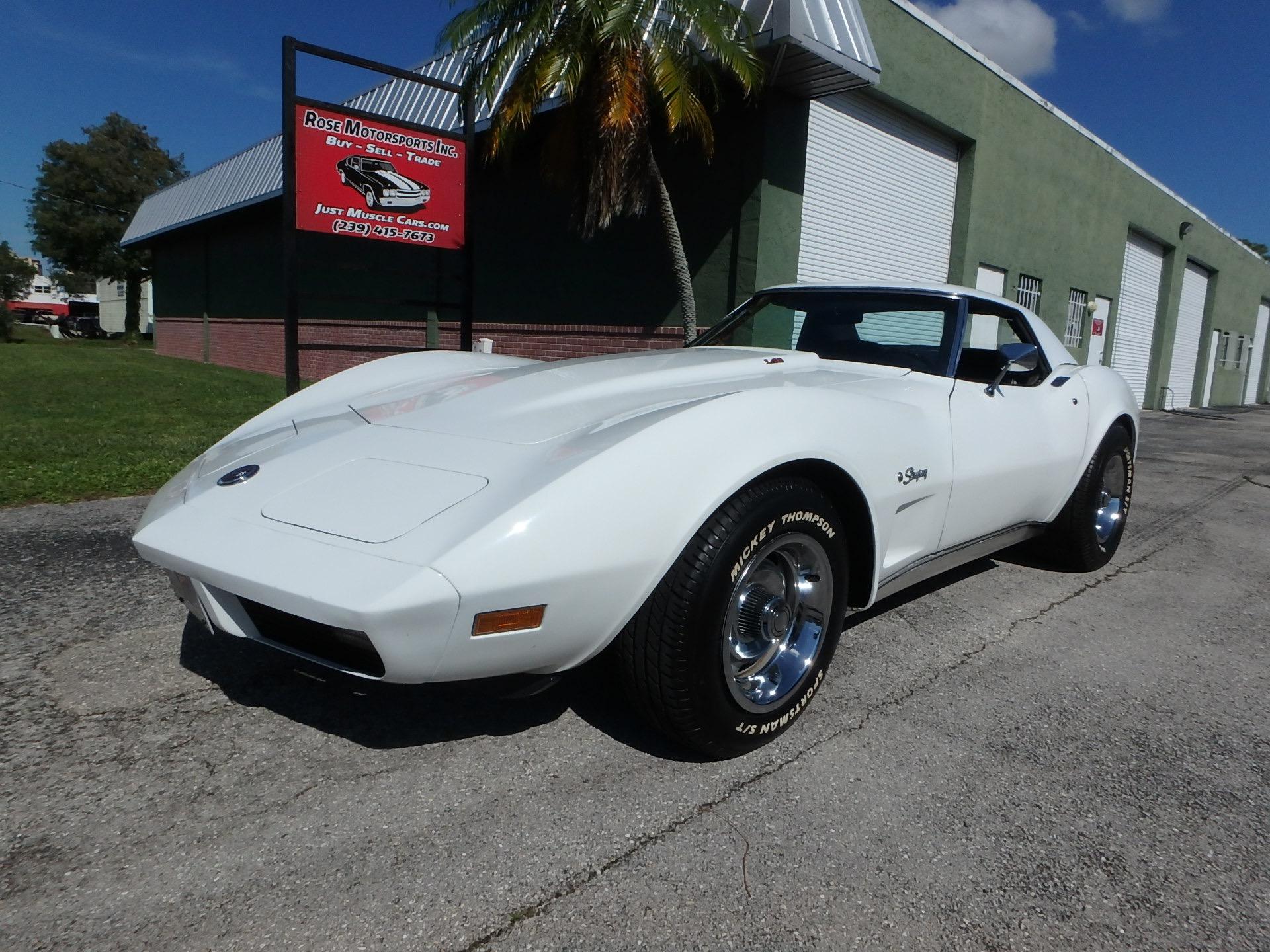 Used 1974 Chevy Corvette