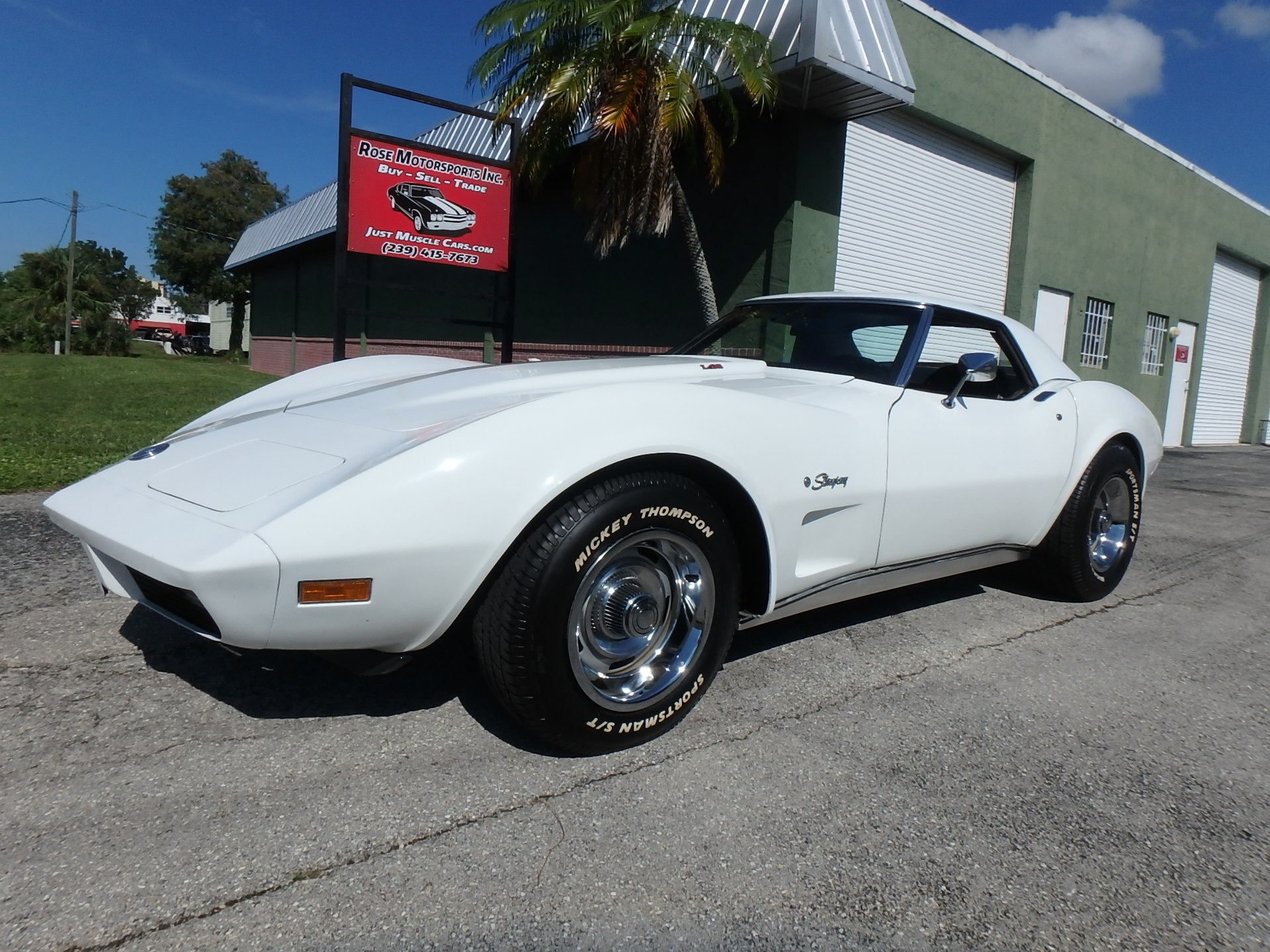 Used 1974 Chevy Corvette Convertible