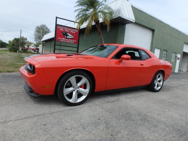 Used 2008 Dodge Challenger SRT8 for sale $27,900 at Rose Motorsports, Inc. in Fort Myers FL