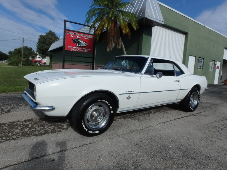 Used 1967 Chevy Camaro for sale $20,500 at Rose Motorsports, Inc. in Fort Myers FL