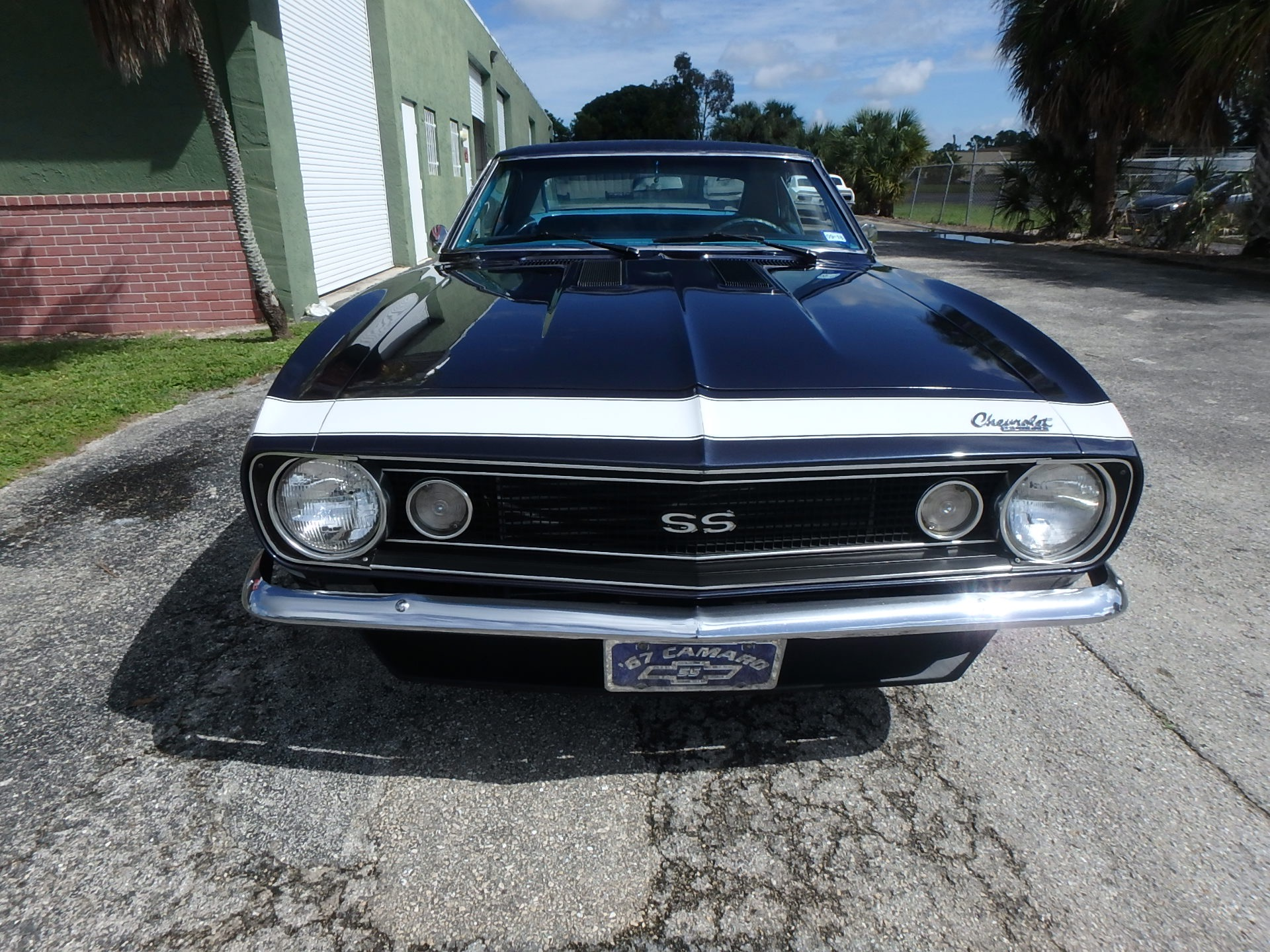 Used 1967 Chevy Camaro