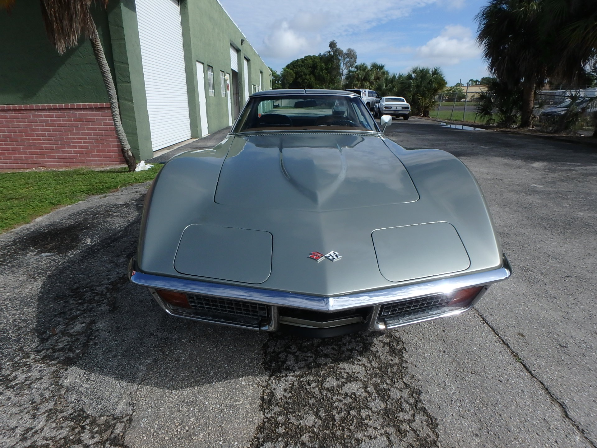 Used 1972 Chevy Corvette Stingray
