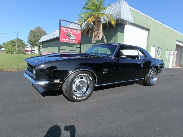 Used 1968 Chevy Camaro SS for sale $28,900 at Rose Motorsports, Inc. in Fort Myers FL