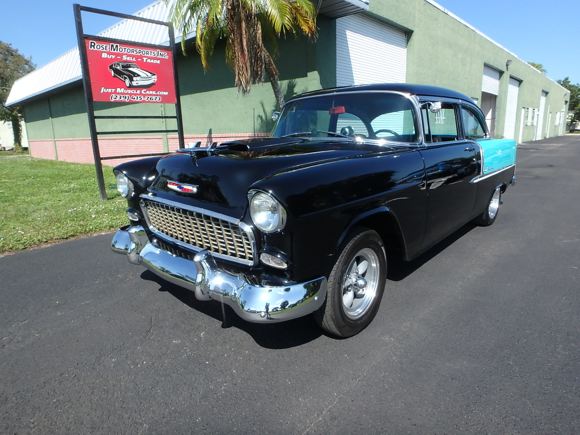 Used 1955 Chevy Bel Air