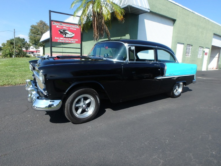 Used 1955 Chevy Bel Air for sale $29,500 at Rose Motorsports, Inc. in Fort Myers FL