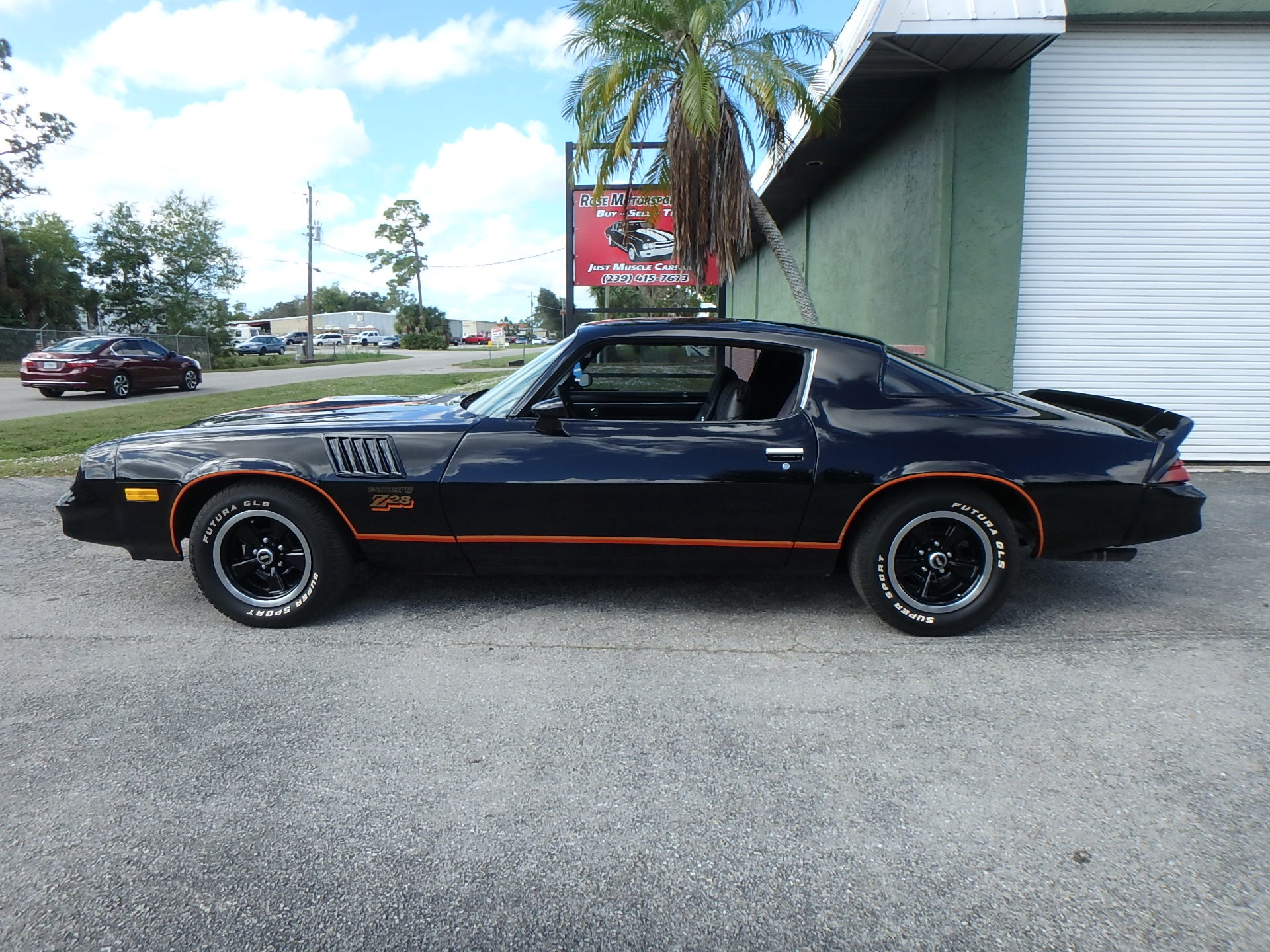 Used 1978 Chevy Camaro Z28 For Sale 10 900 Rose Motorsports Inc Stock 2219