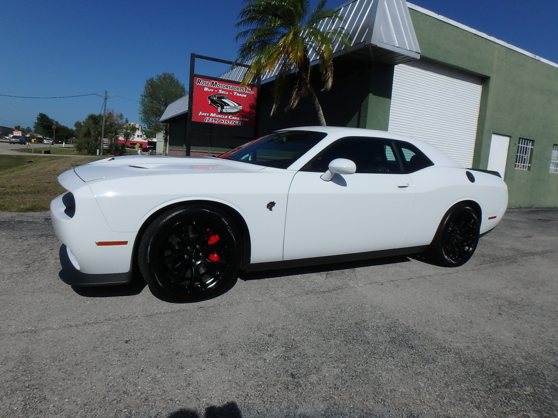 Used 2015 Dodge Challenger SRT Hellcat
